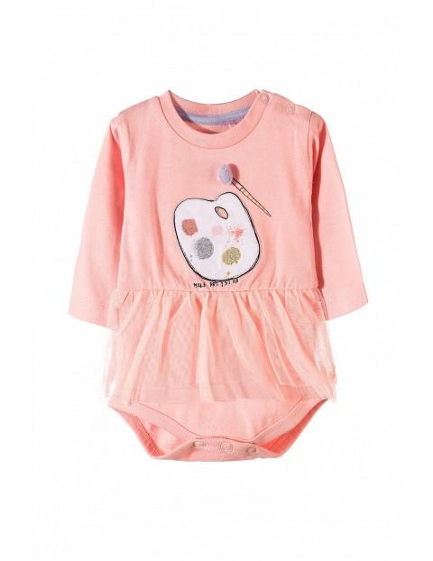 Body niemowlęce 100% bawełna 5T3505