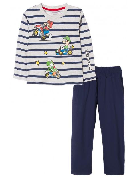 Pidżama chłopięca Super Mario 1W35BA