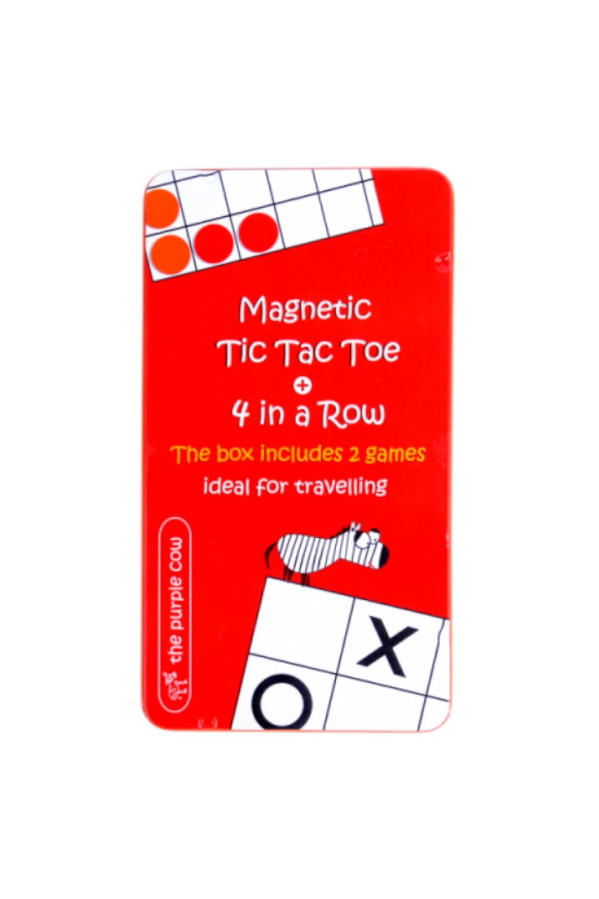 Gra magnetyczna Kółko i Krzyżyk 1Y36DU