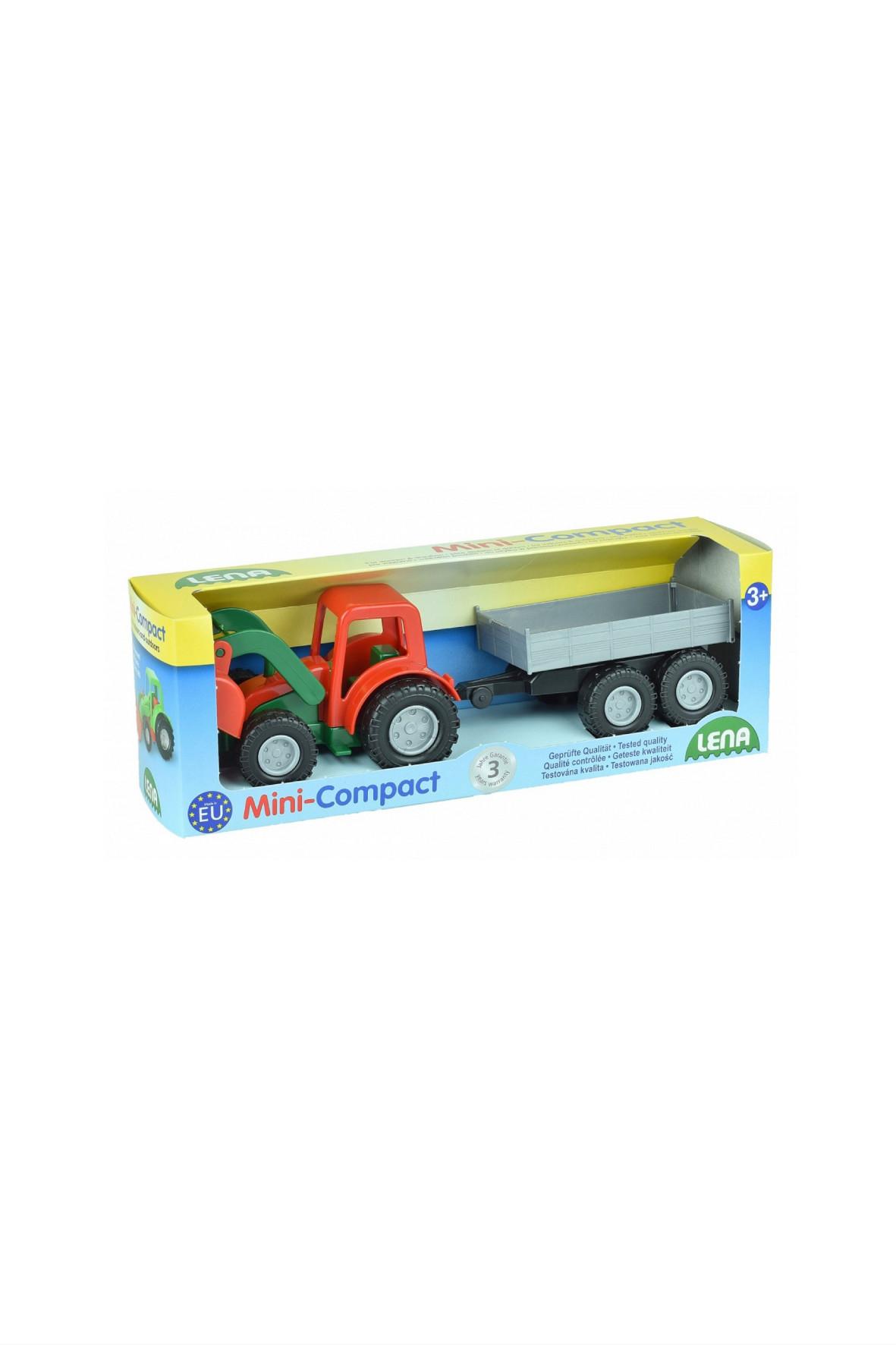 Traktor z przyczepą Lena 26 cm 1Y33IZ