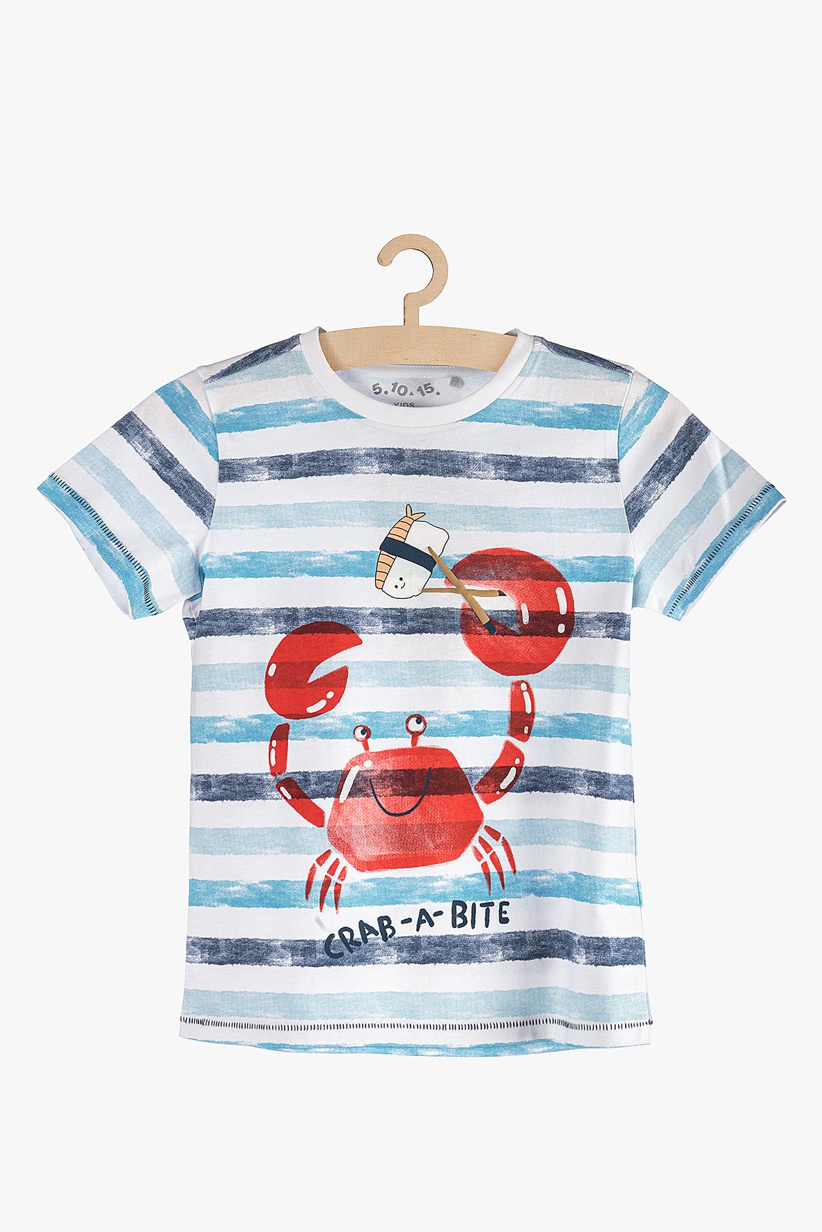 Koszulka chłopięca 1I3821