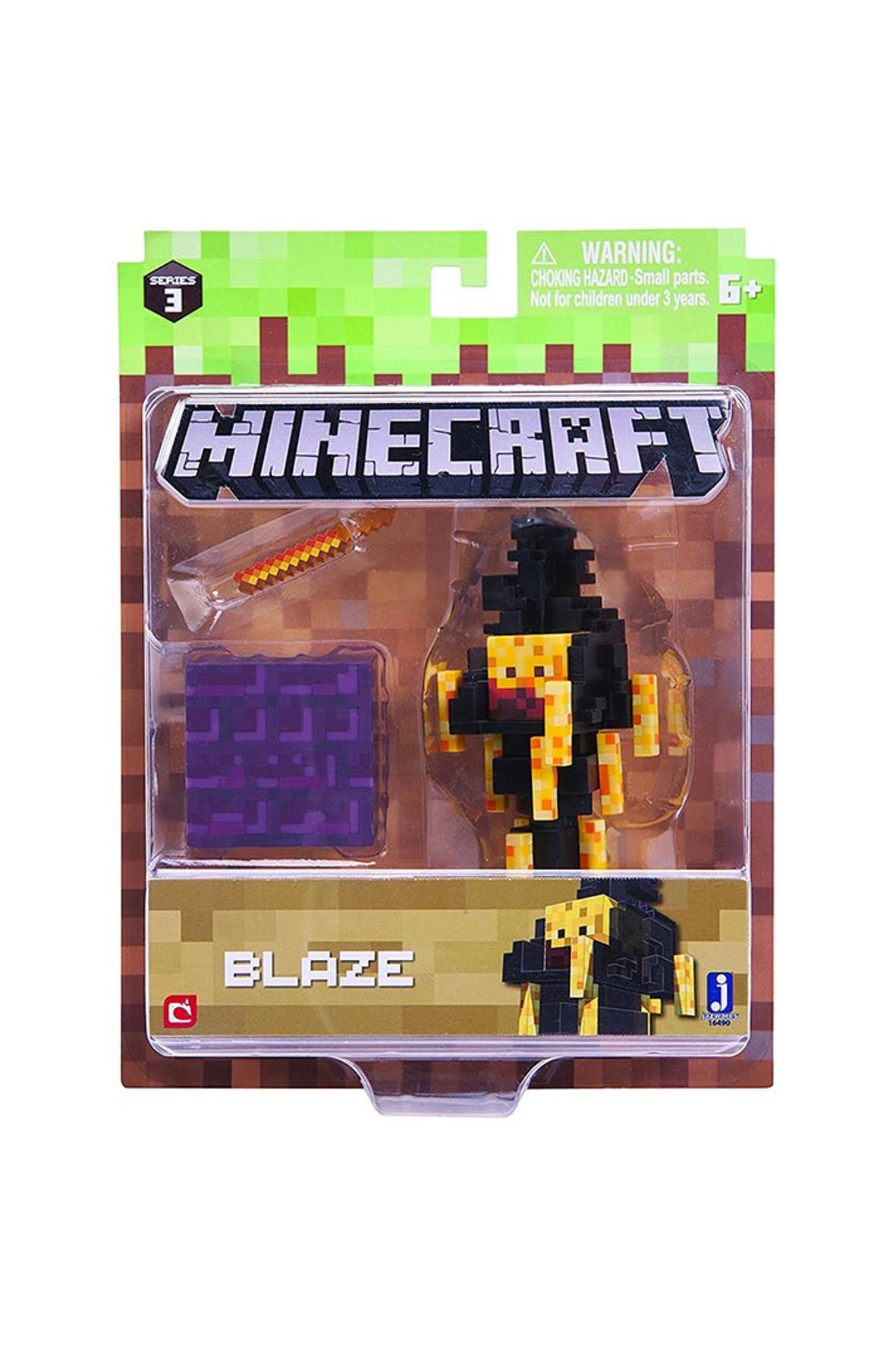 Figurka Blaze Minecraft 1Y36OJ
