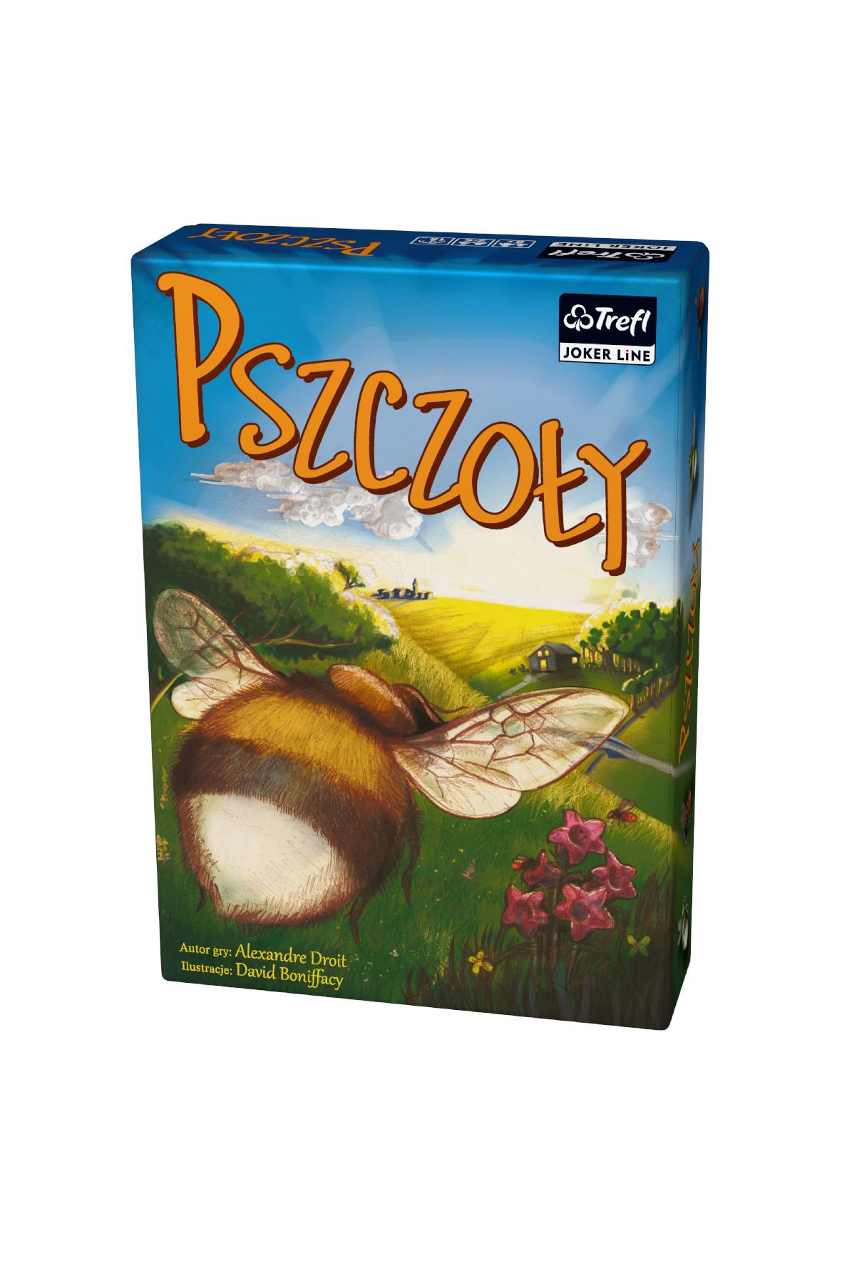 Gra karciana Pszczoły- Trefl 2Y35D7