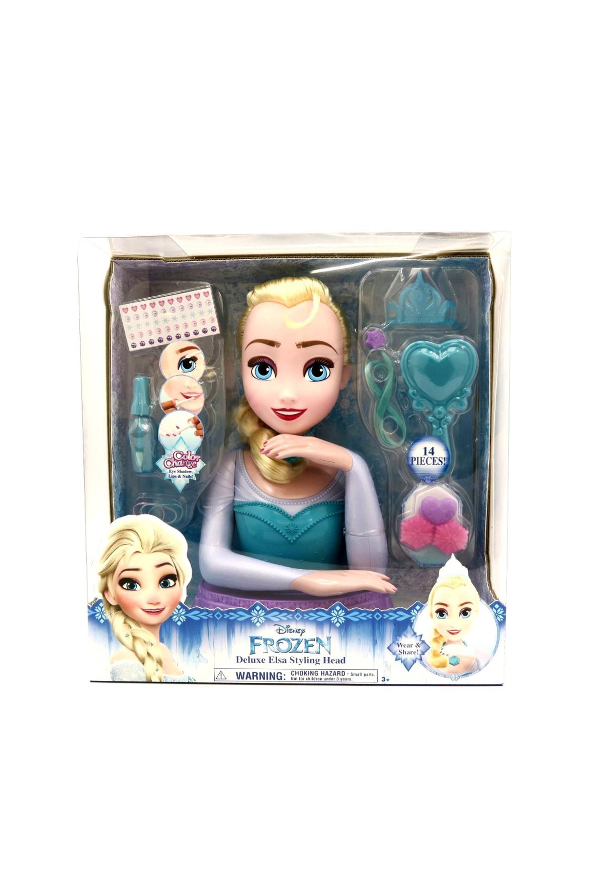 Głowa do stylizacji Elsa 3Y33F7