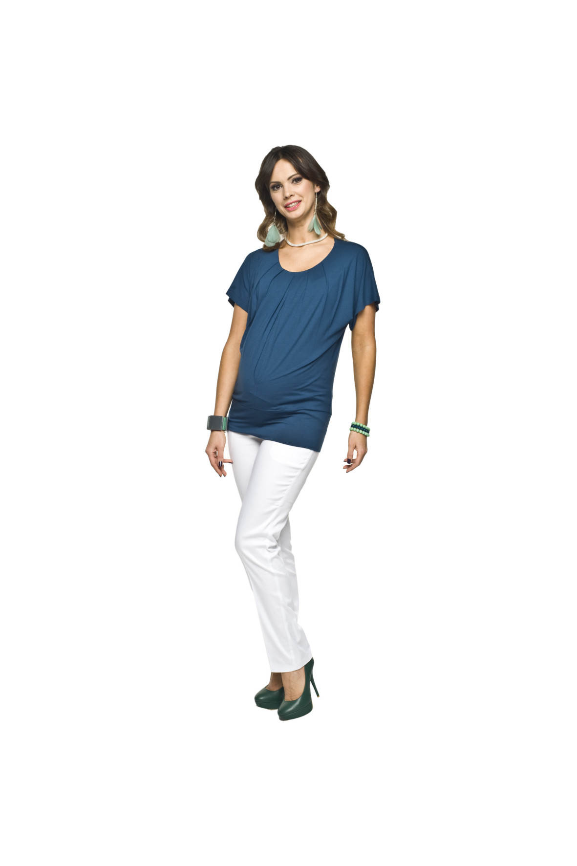 Bluzka ciążowa 5O32EY