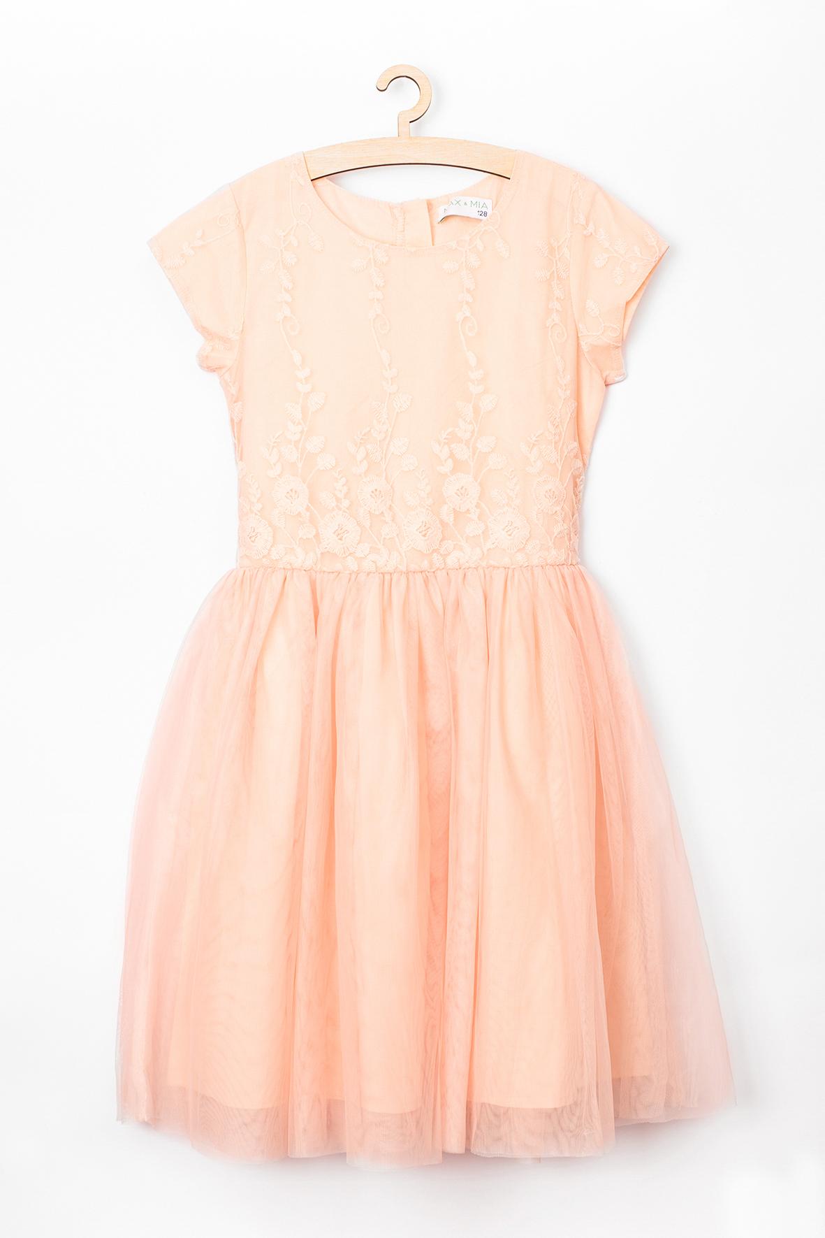 Sukienka dziewczęca 3K3803