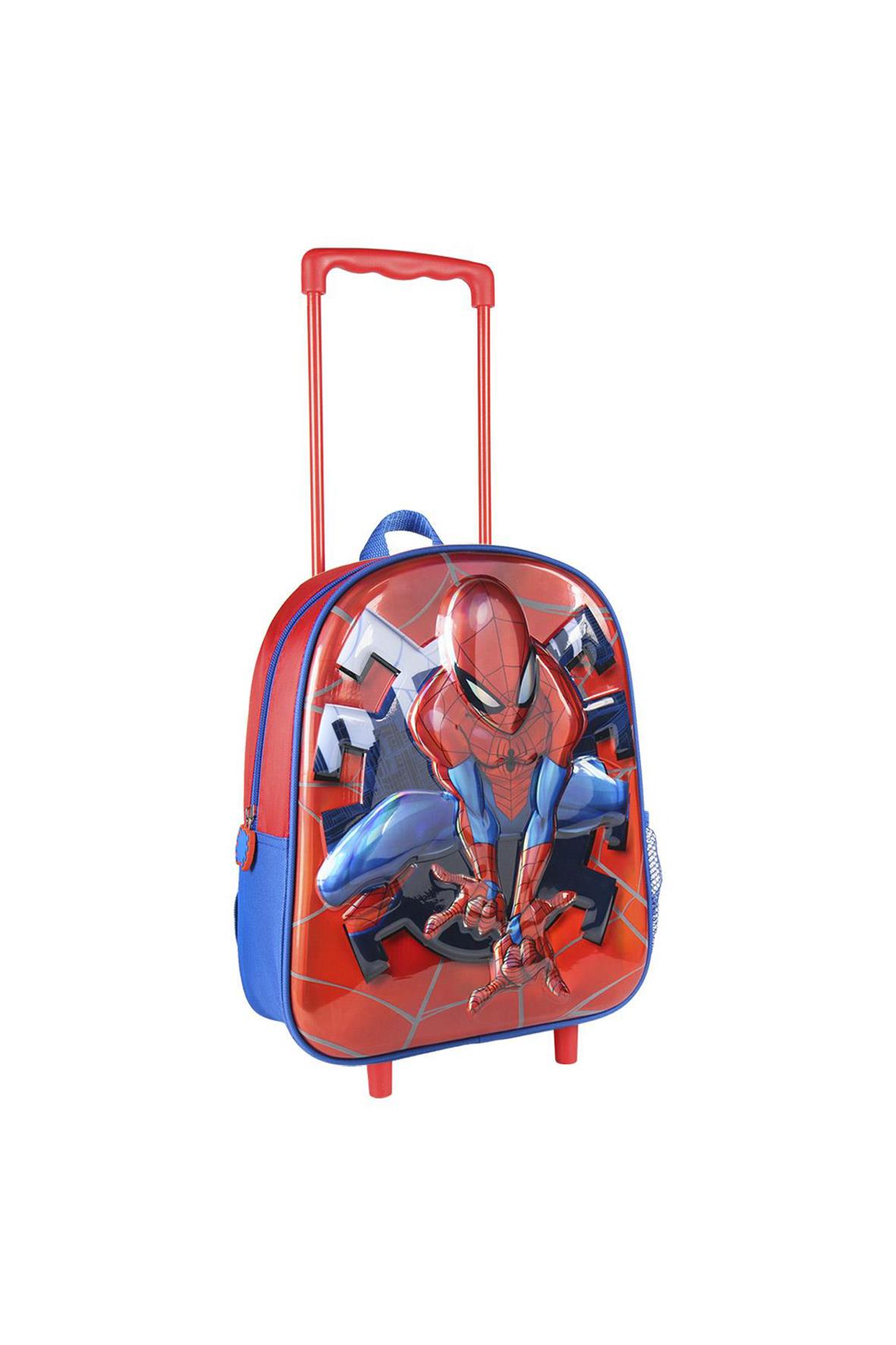 Plecak 3D na kółkach Spiderman 1Y40RQ