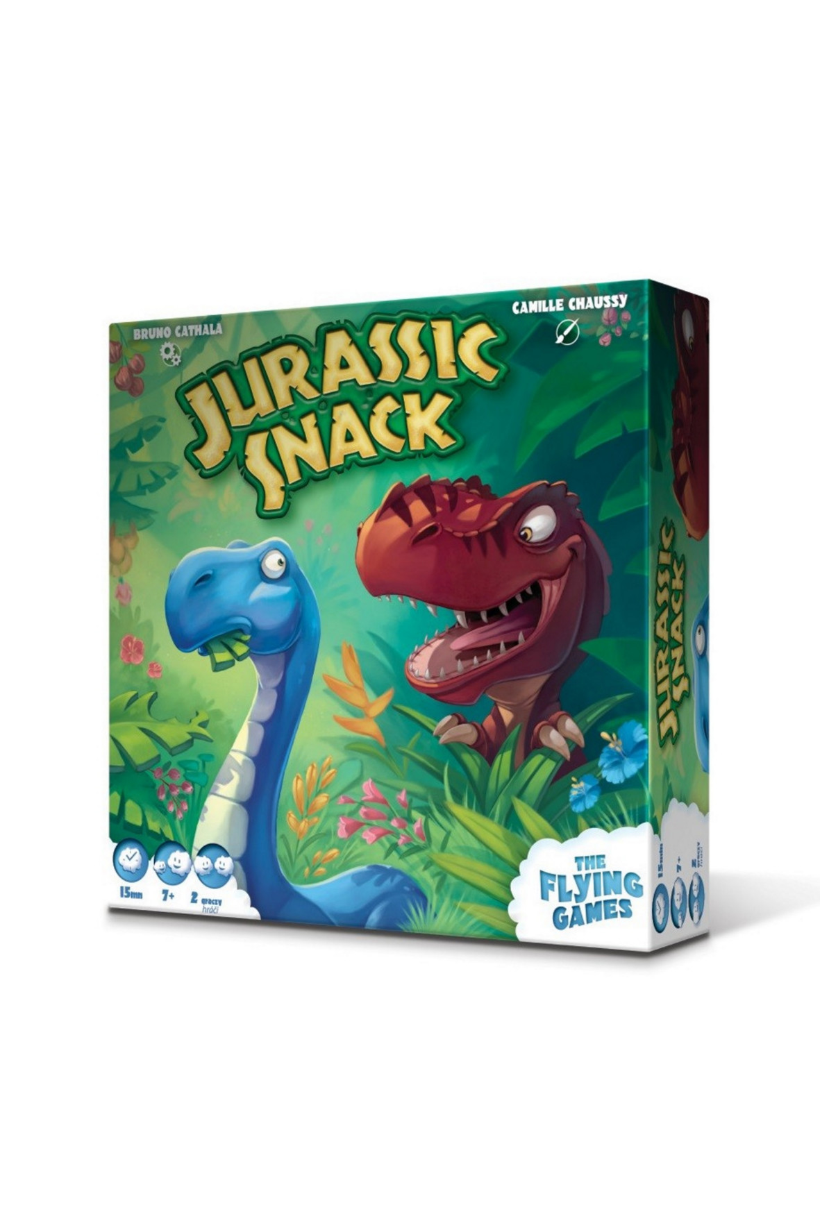 Gra Jurassic Snack  2Y36FE