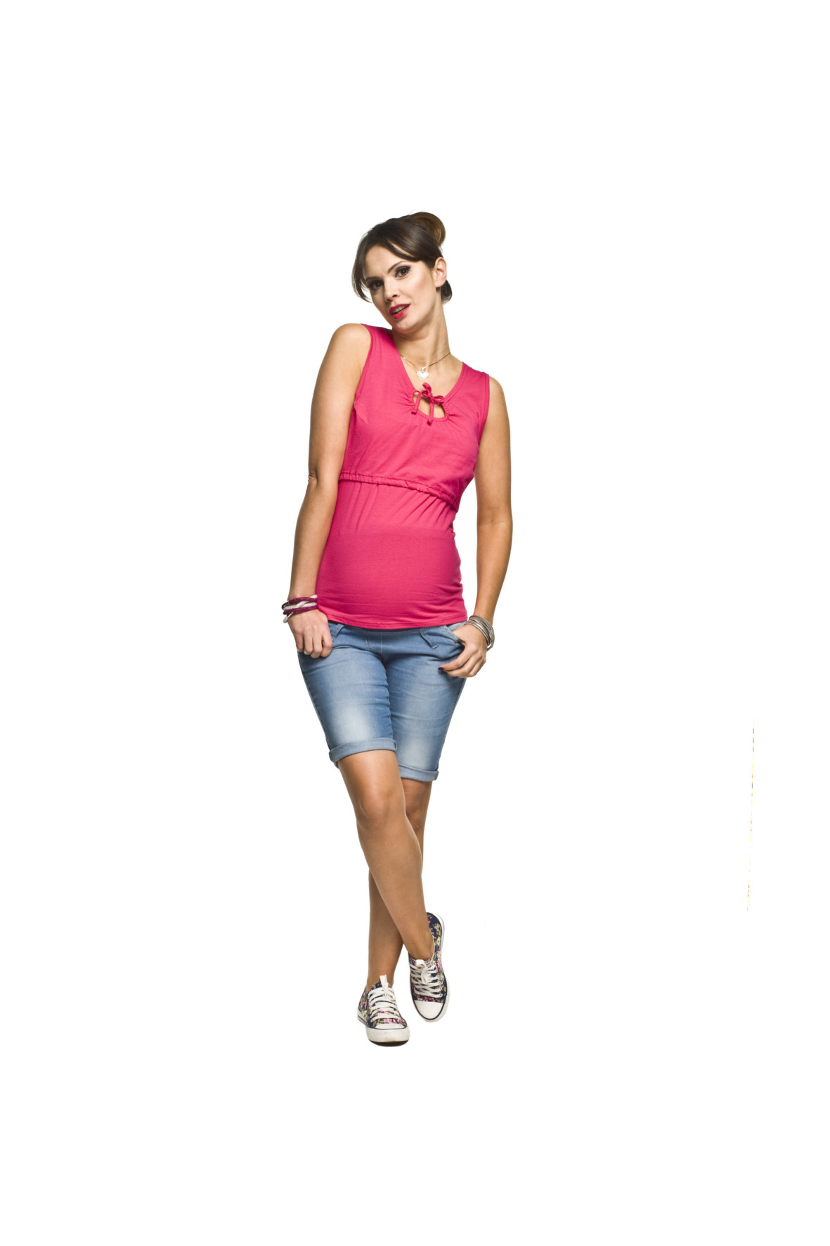 Bluzka ciążowa 5O32EZ