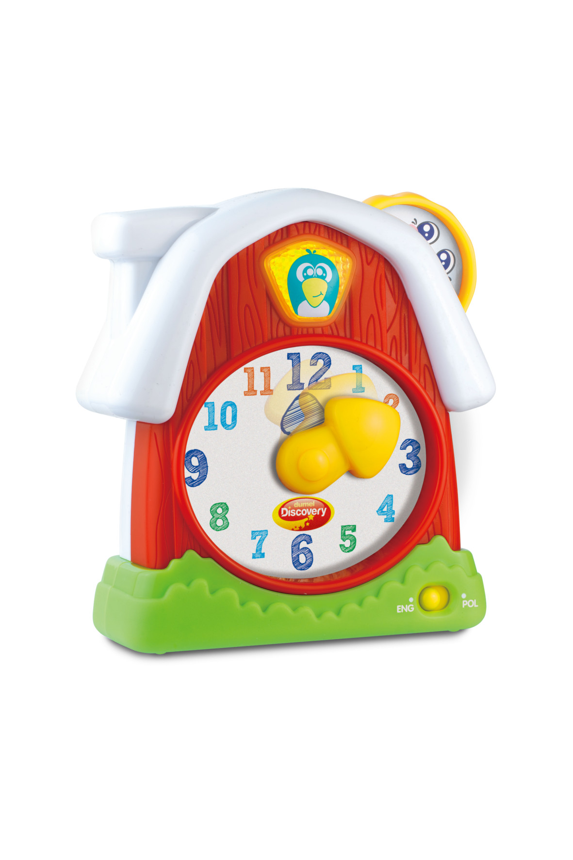 Mój pierwszy zegar Dumel 5O34A8