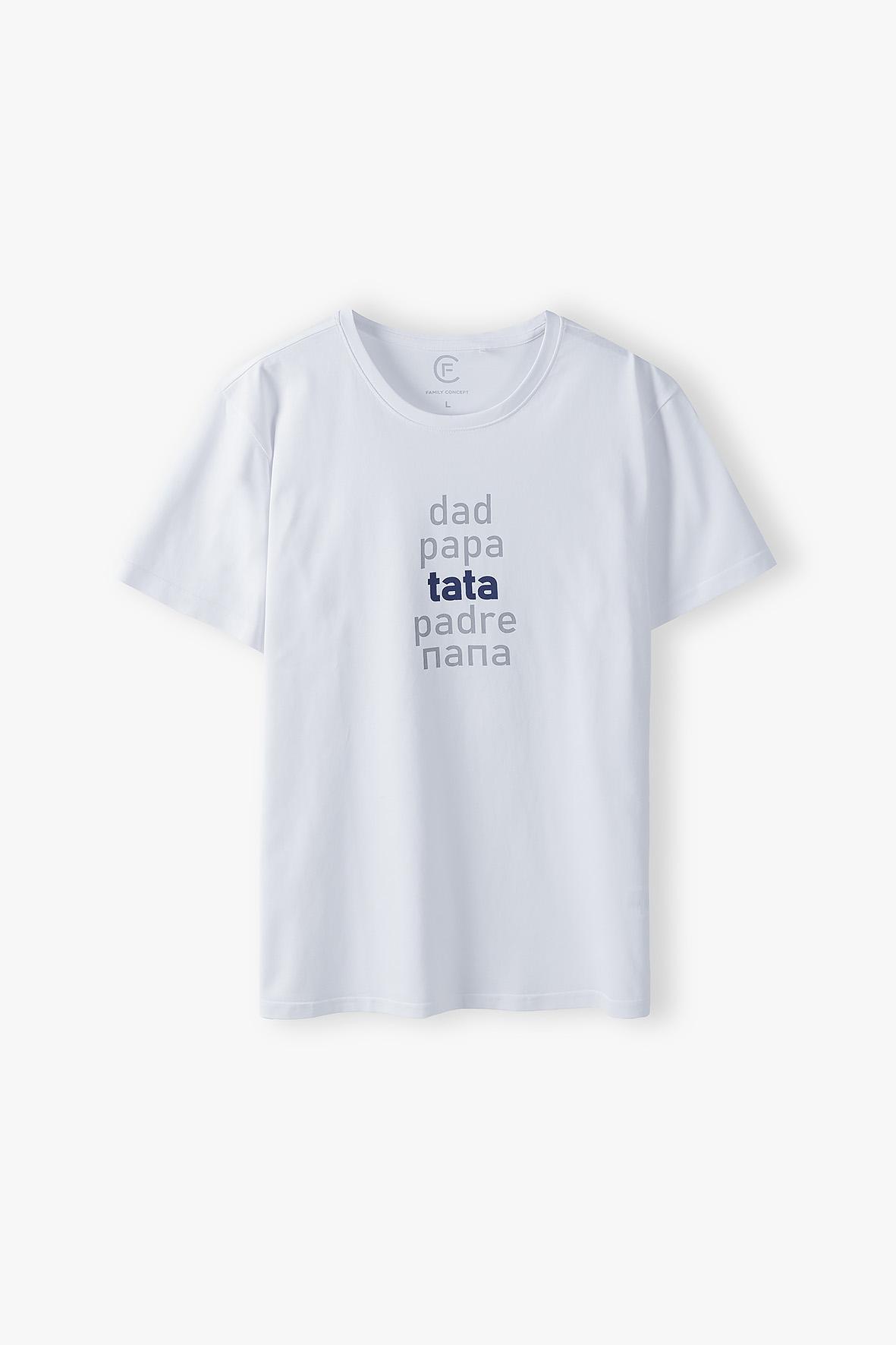 T-shirt dla mężczyzny Tata 7I4001