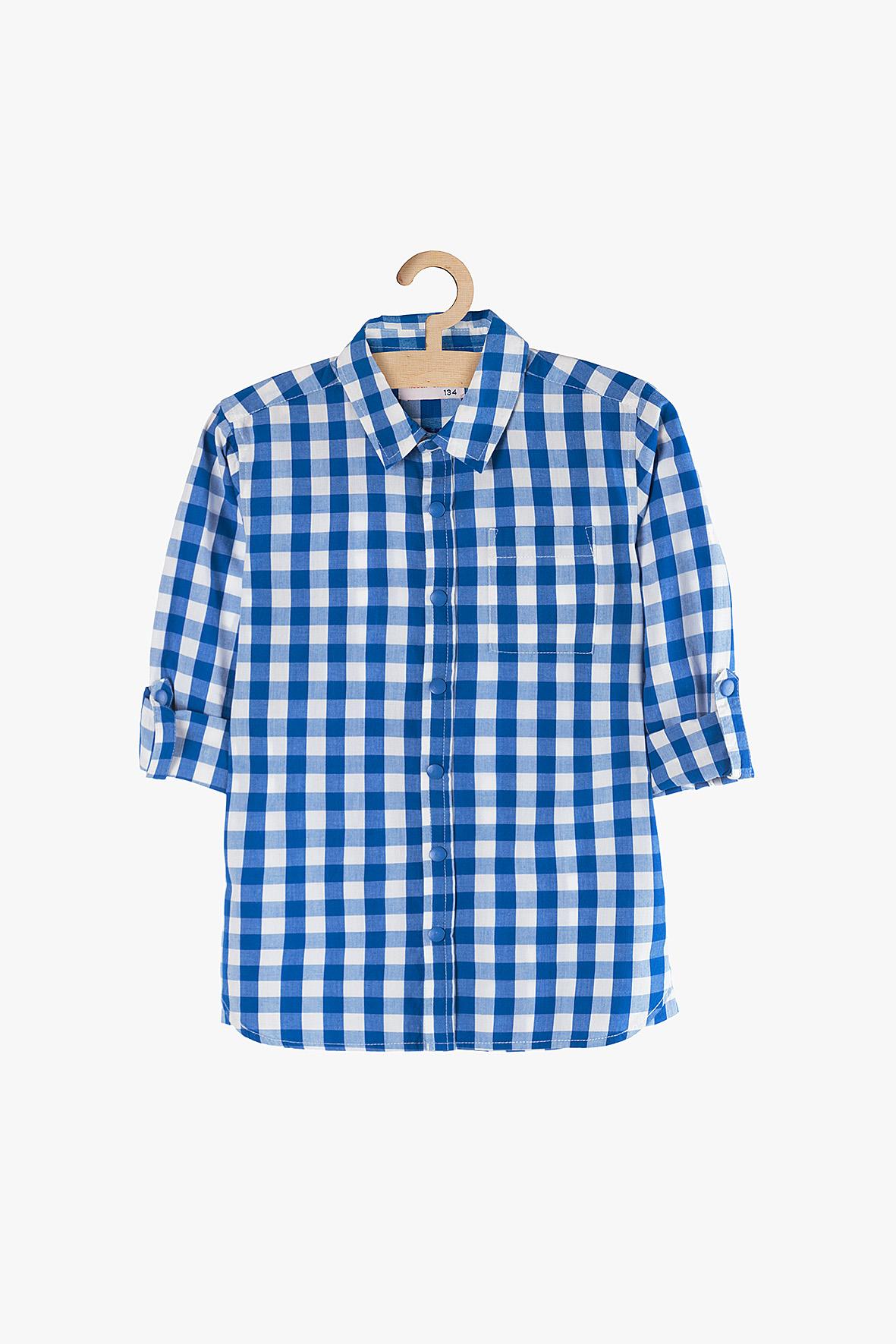 Koszula chłopięca rozpinana 2J3804