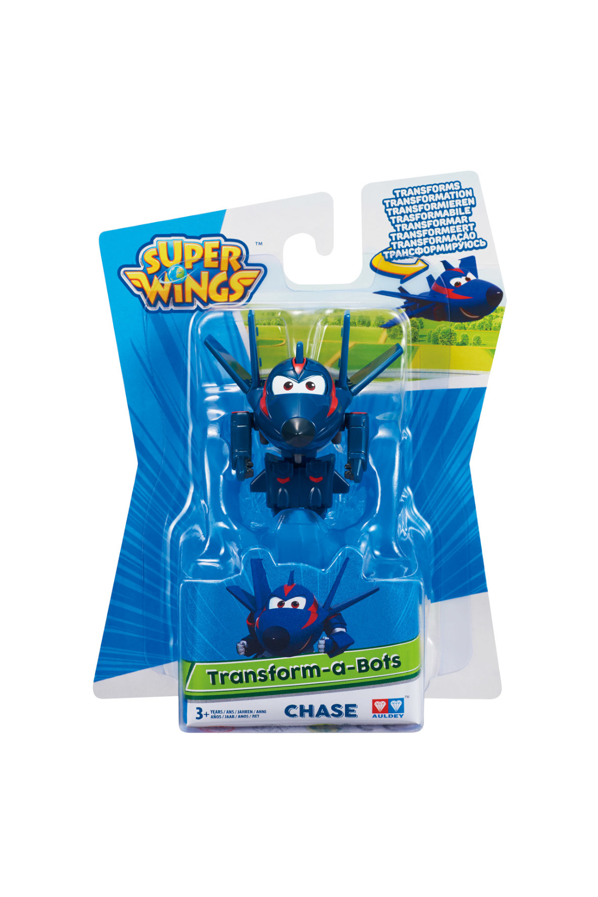 Figurka transformująca Chase 1Y35GK