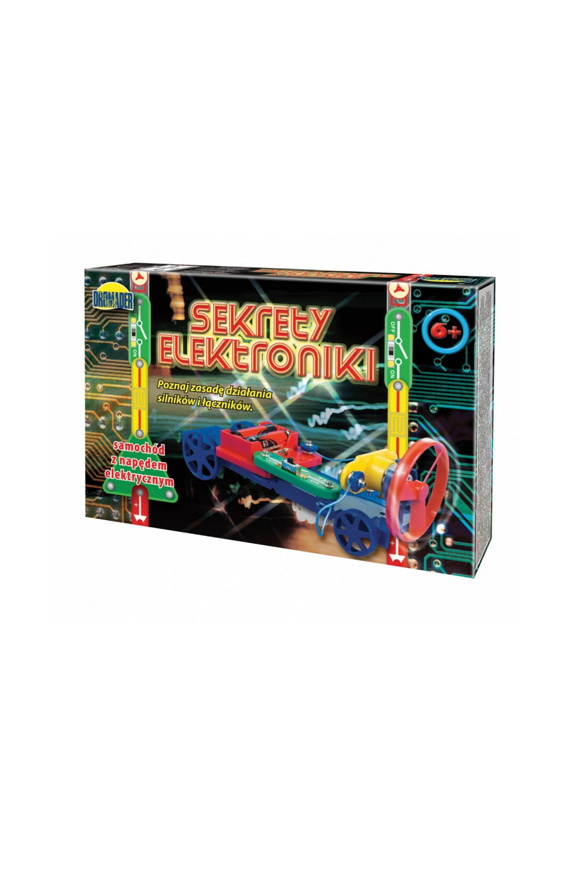 Dromader Sekrety Elektroniki 2Y36B2