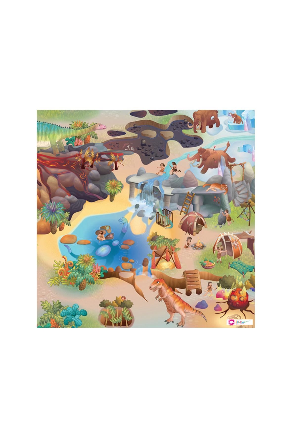 Mata do zabawy- Park dinozaurów 1Y32FF