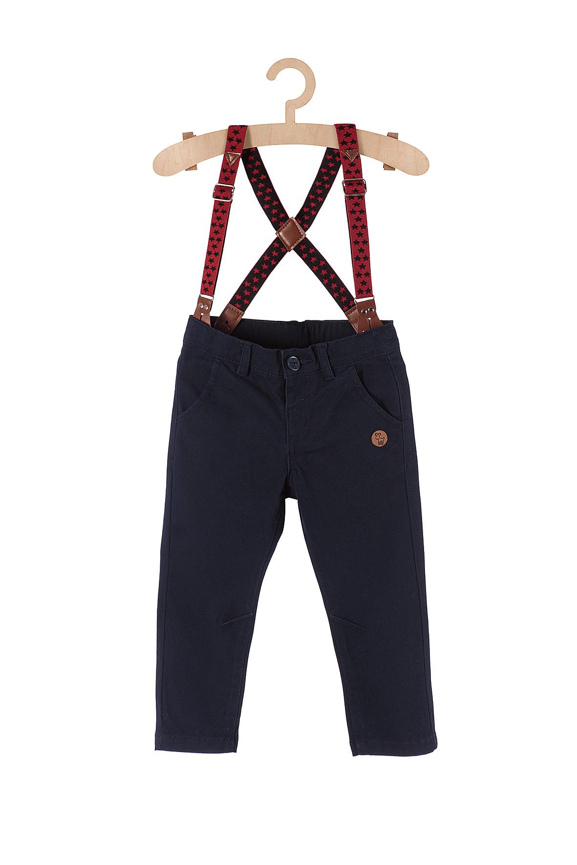 Spodnie dla przedszkolaka  1L3712