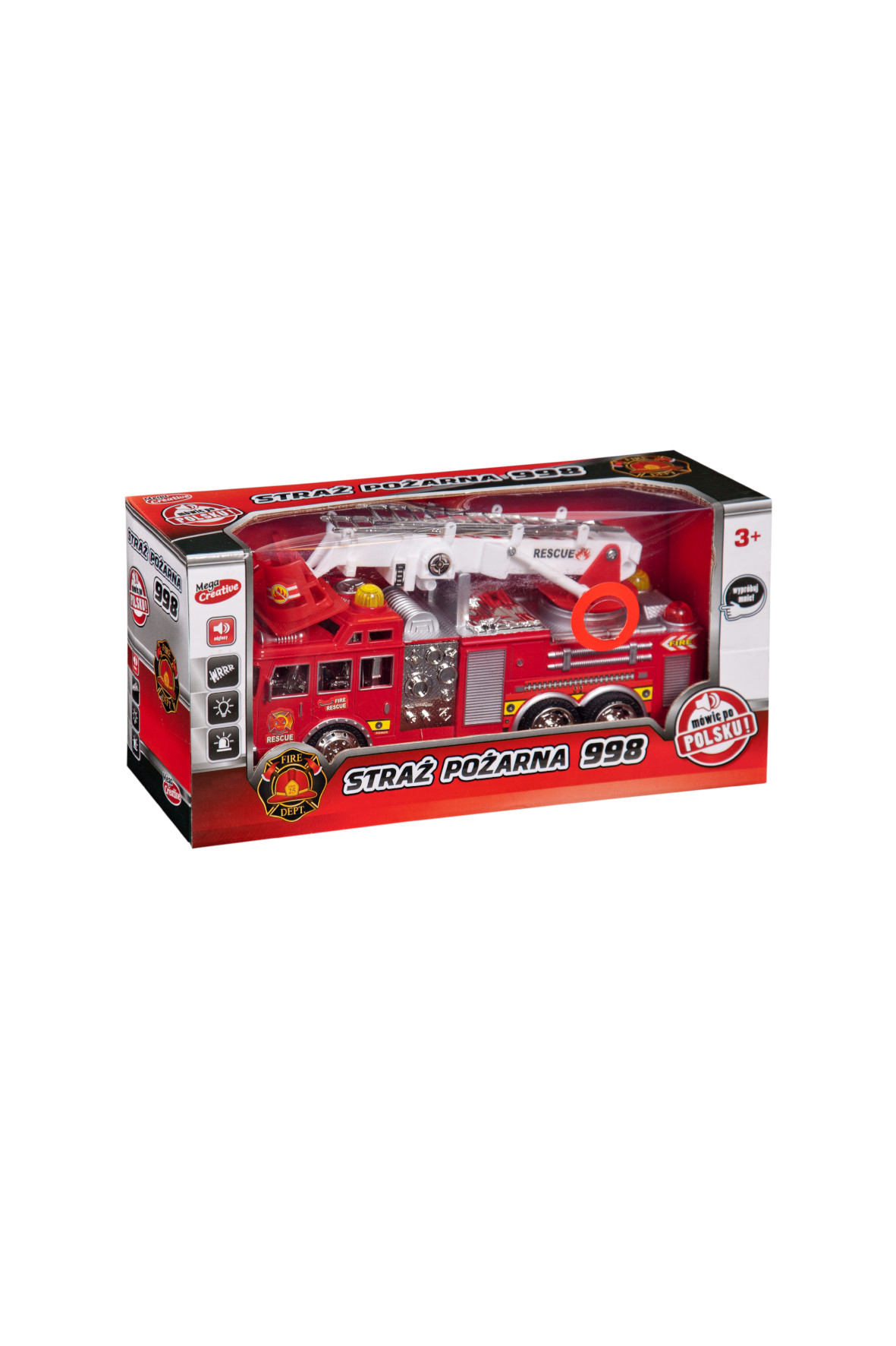 Straż pożarna- auto 1Y35CD
