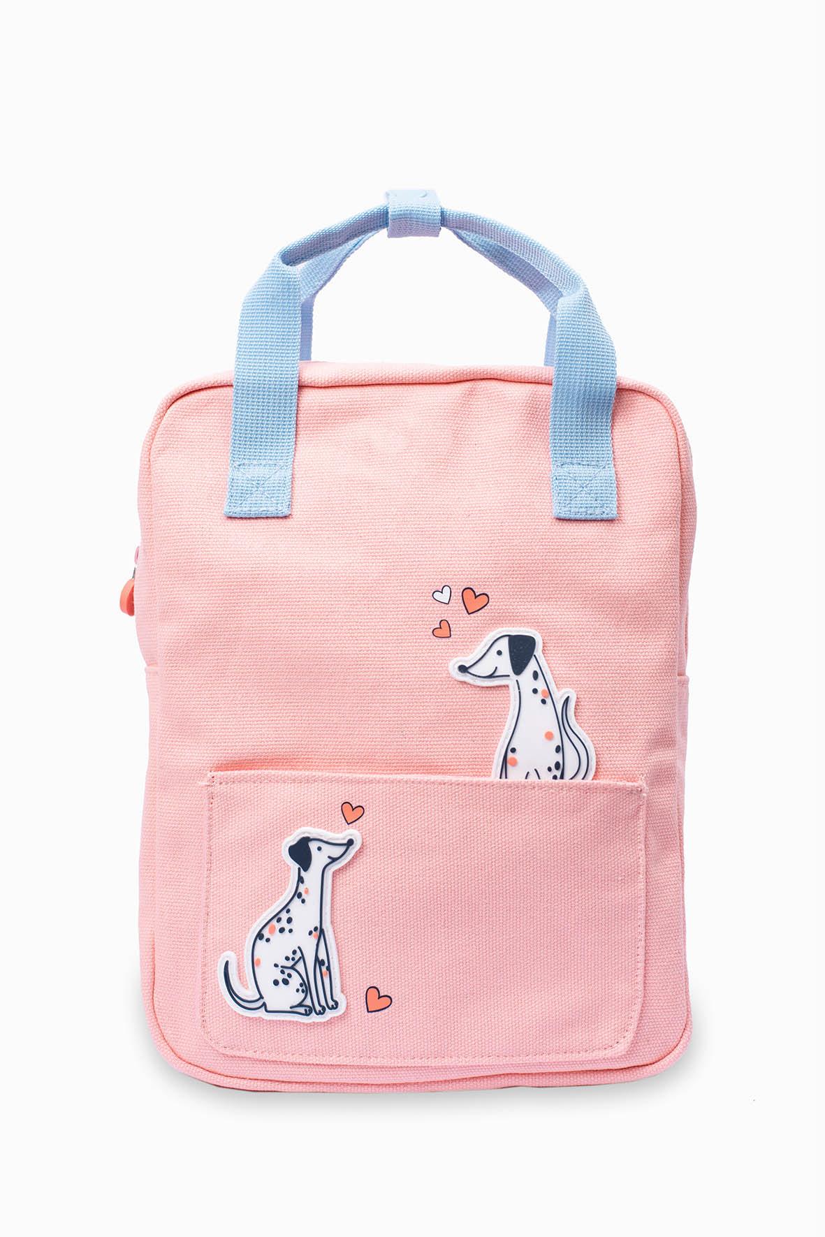 Plecak dziewczęcy różowy 3Y4072