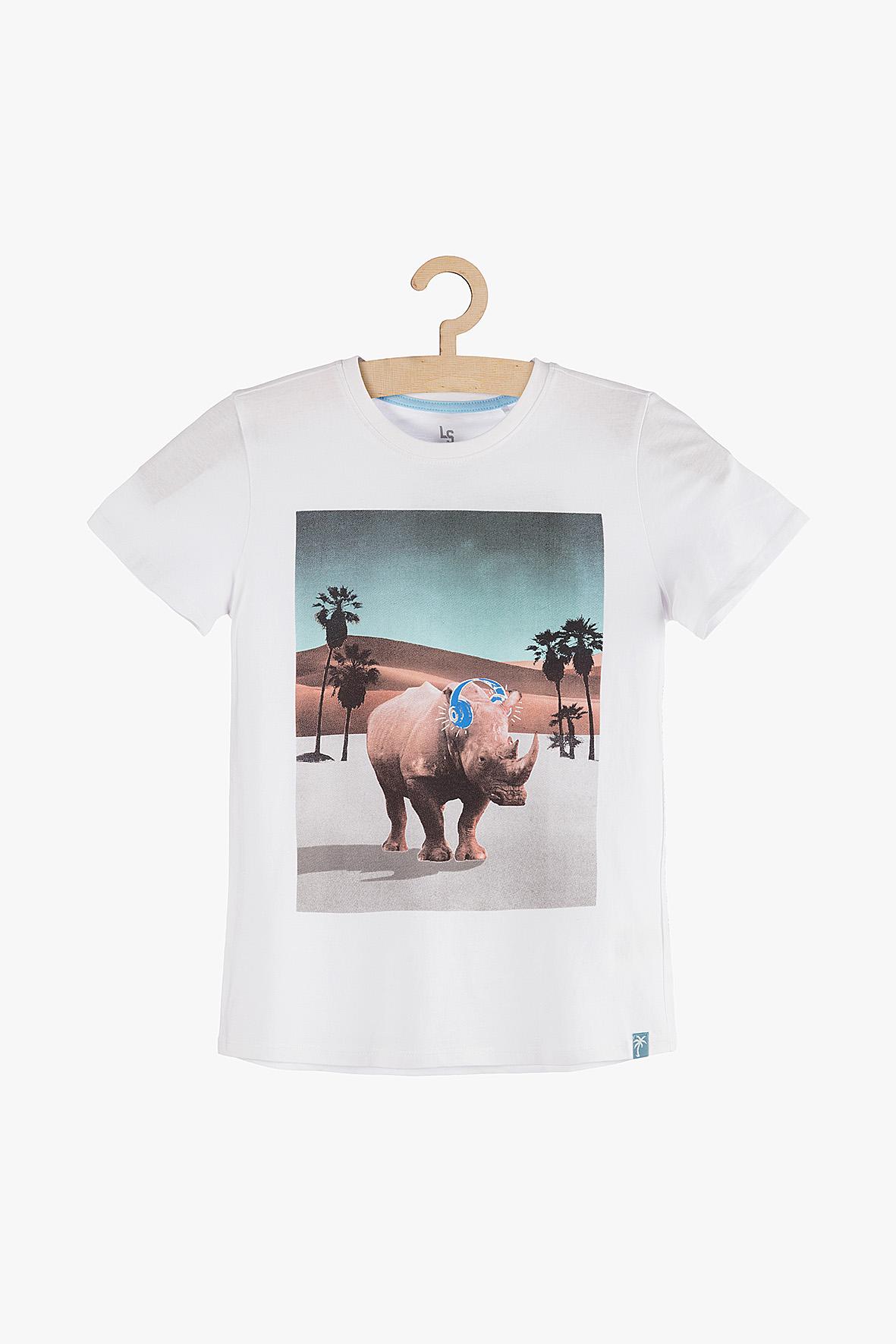 Koszulka chłopięca 2I3826