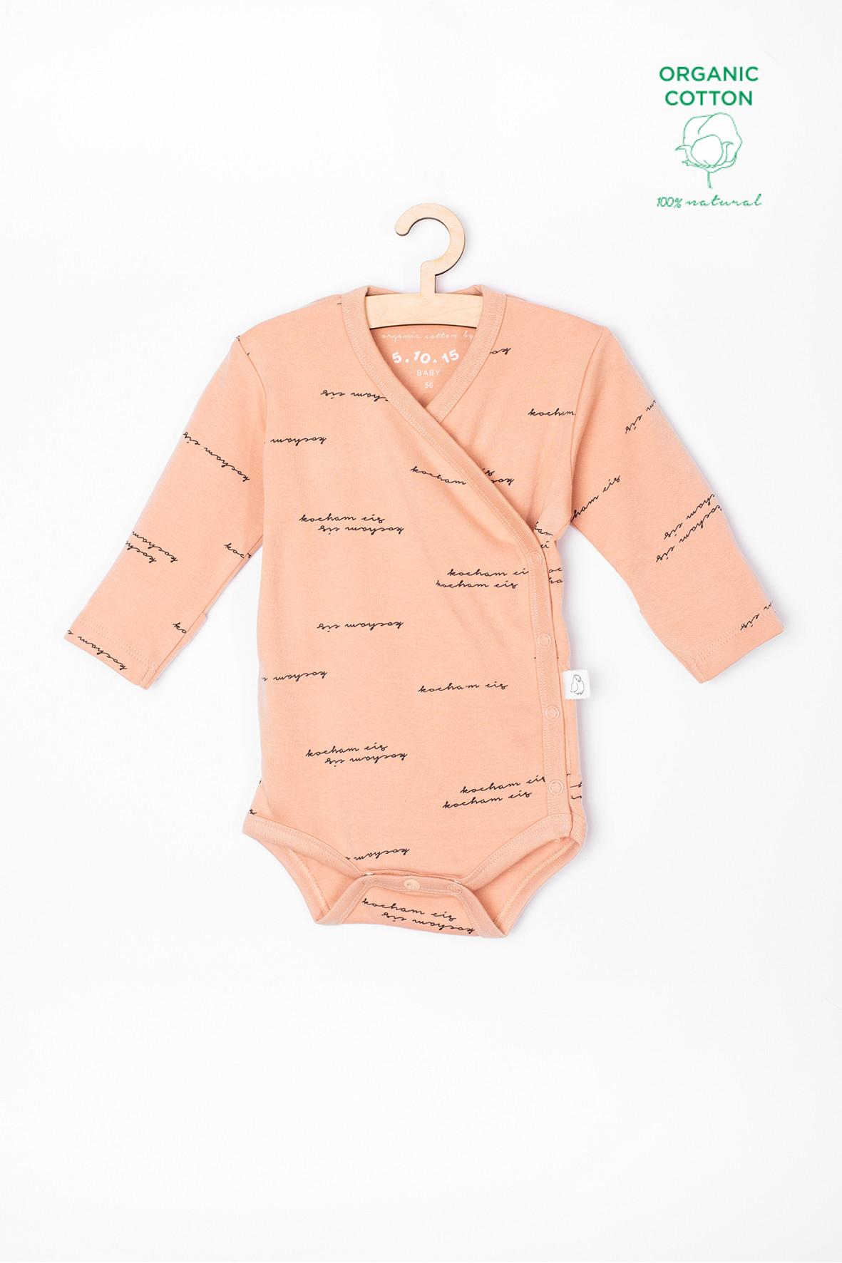 Body niemowlęce z napisami 6W3725