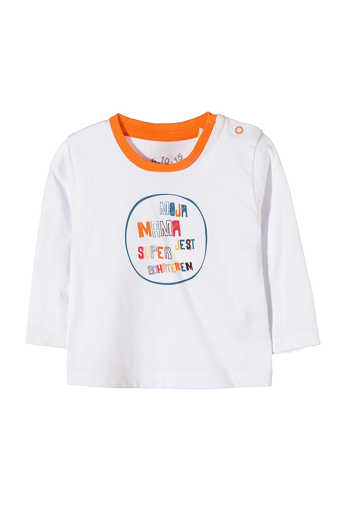 Bluzka niemowlęca 100% bawełna 5H3512