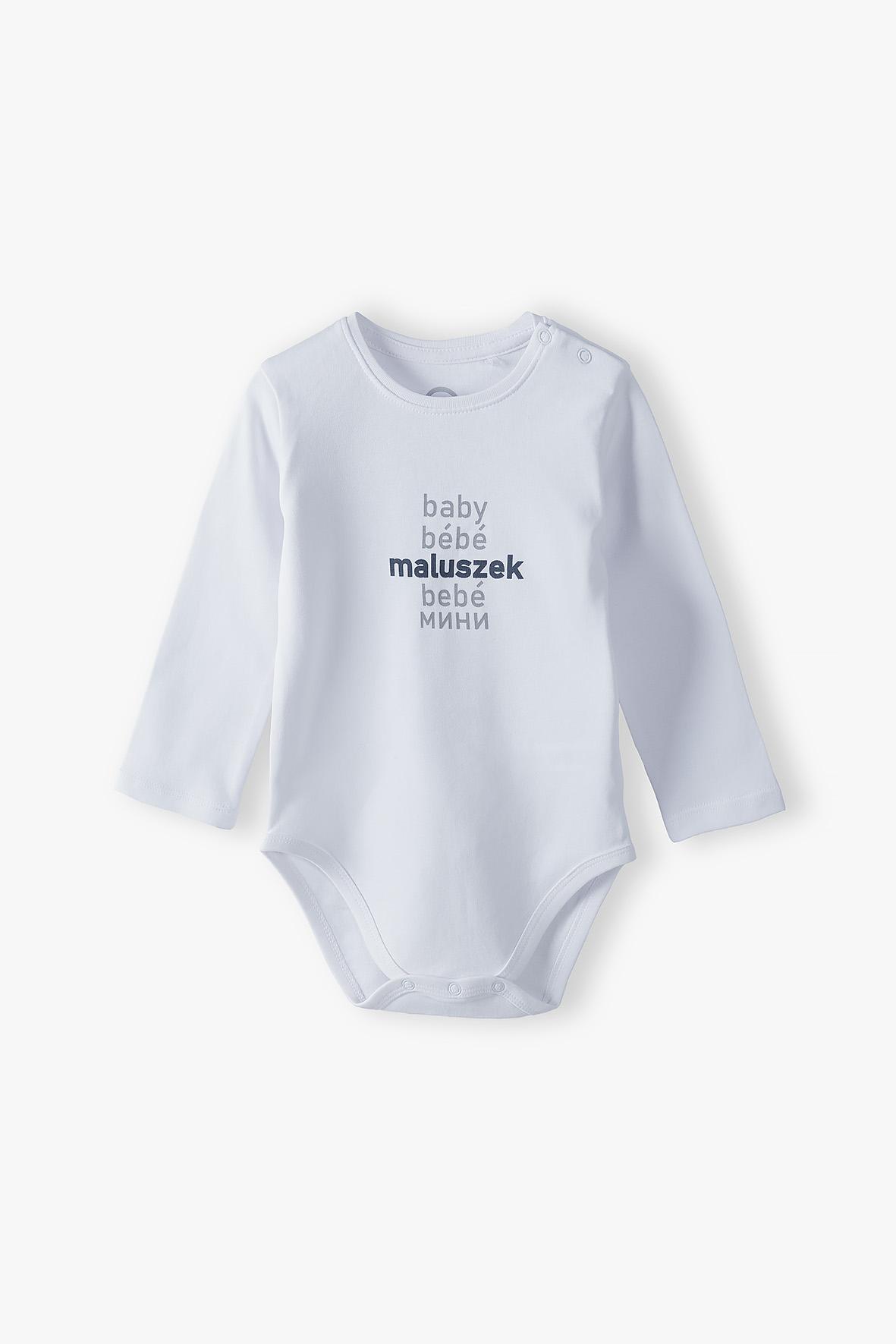 Body niemowlęce Maluszek 6T4036