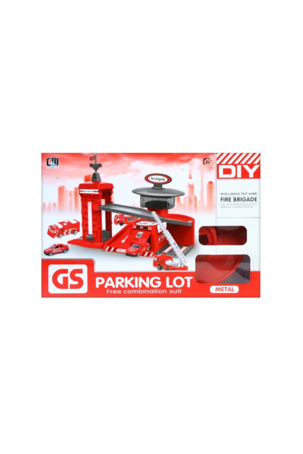 Parking Straż 1Y35C8