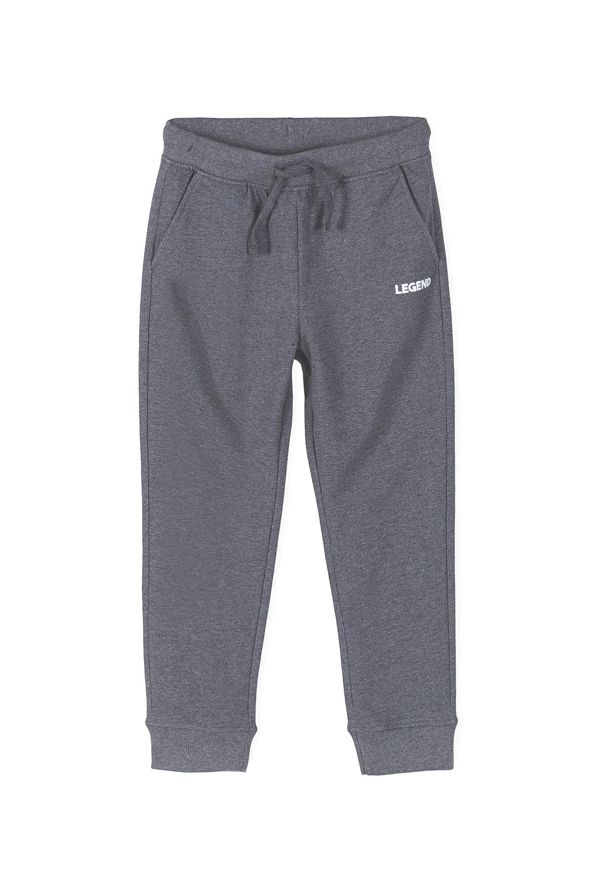 Spodnie dresowe szare 1M4030