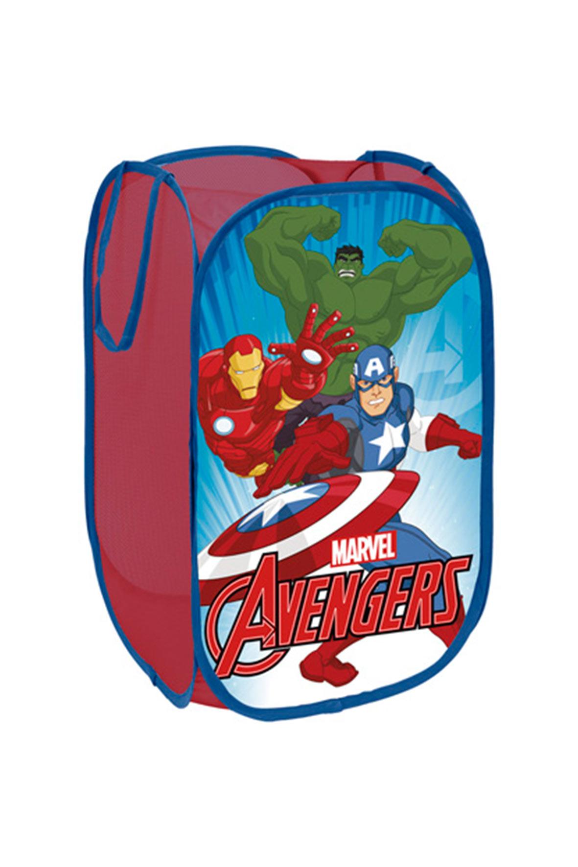 Obraz przedstawiający Kosz na zabawki Avengers