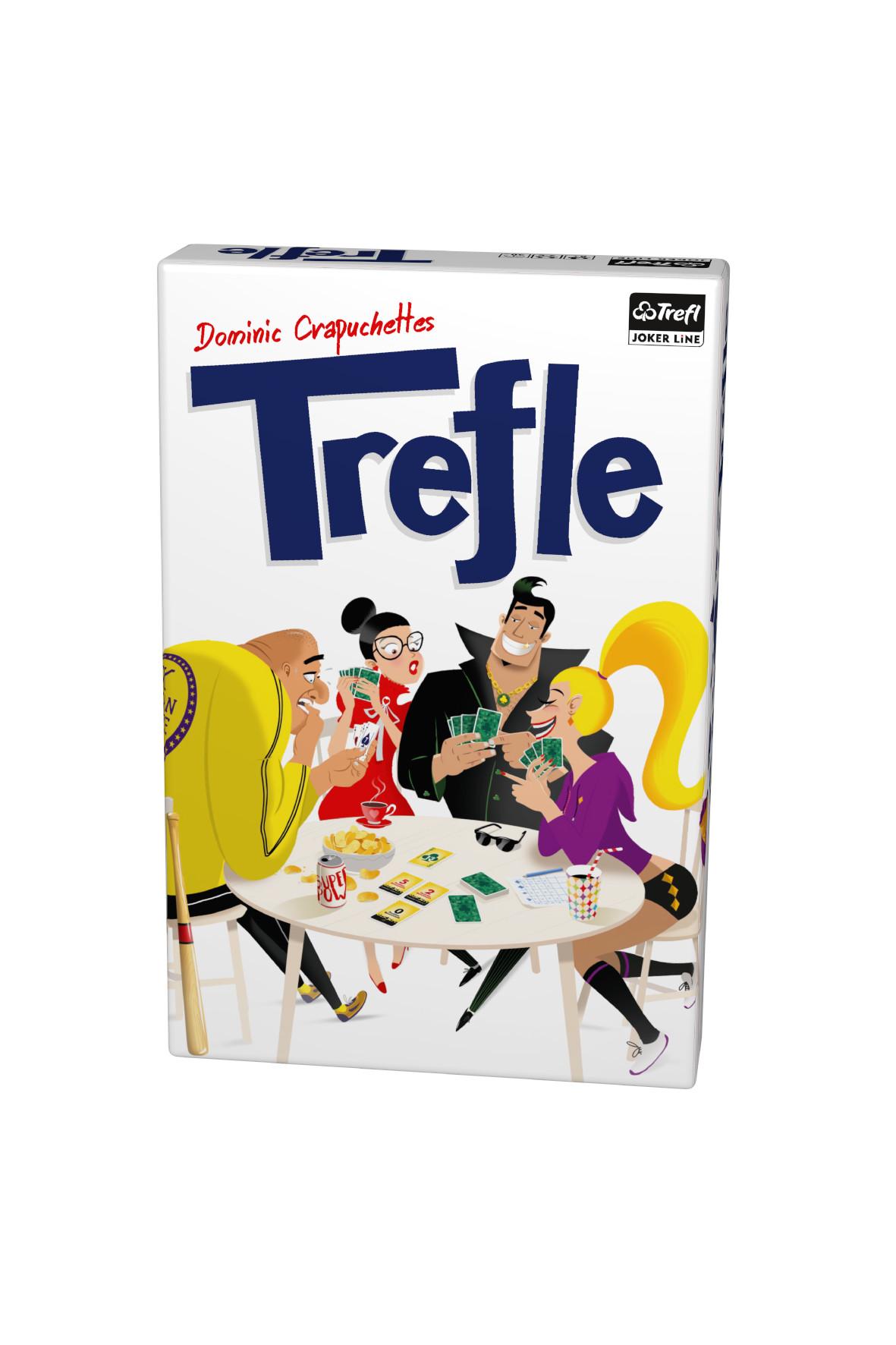Gra Trefle 4Y35C4