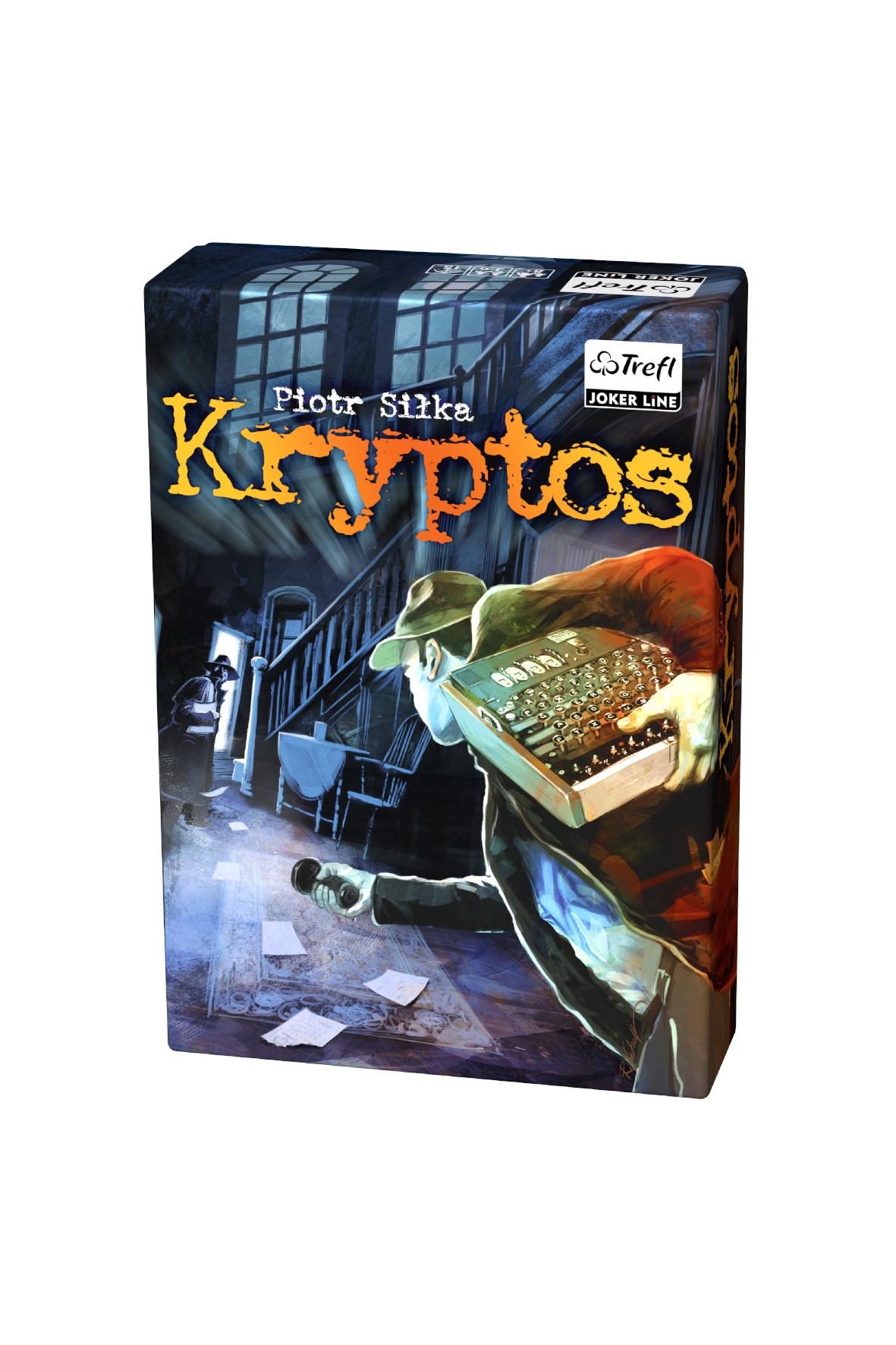Gra karciana Kryptos 4Y35C9