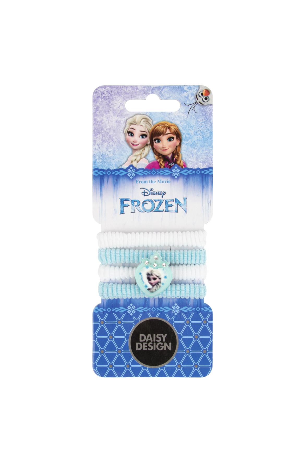 Gumki do włosów Frozen zestaw 3Y32BJ