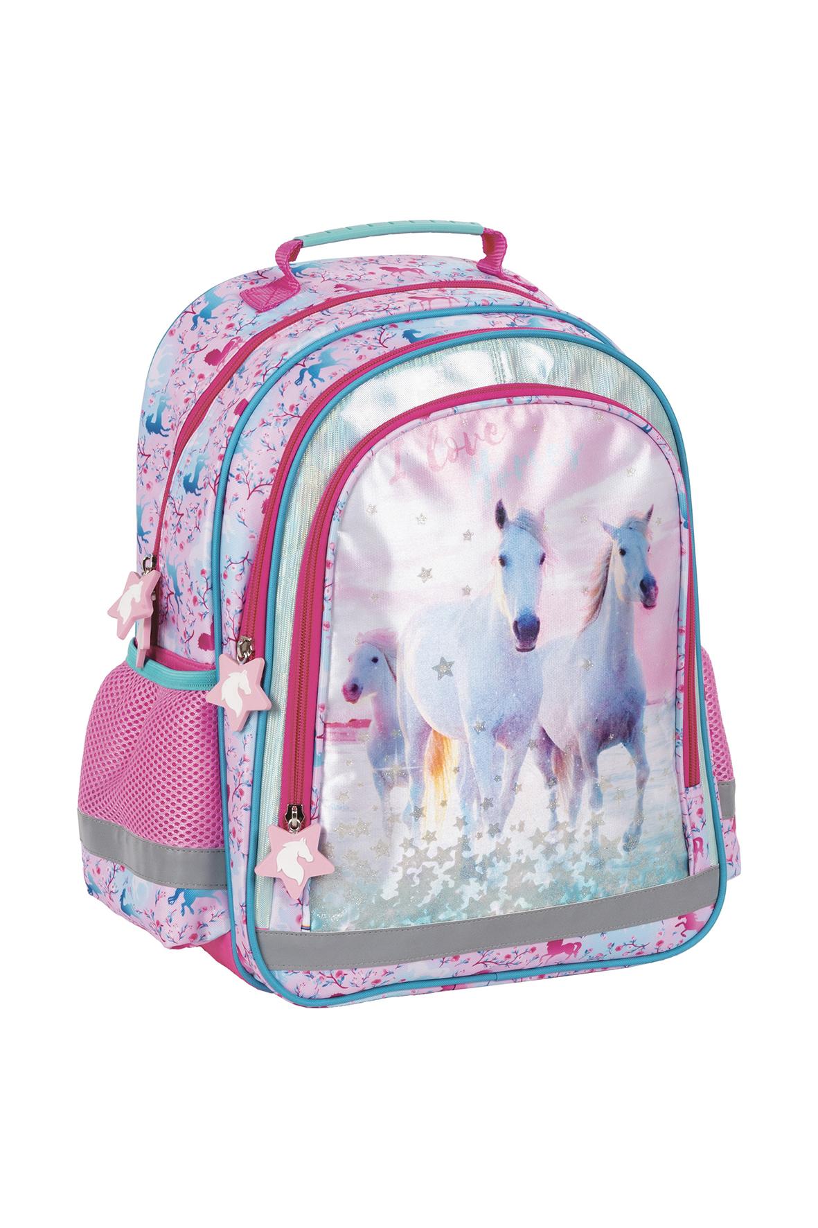 Plecak szkolny konie 3Y40FC