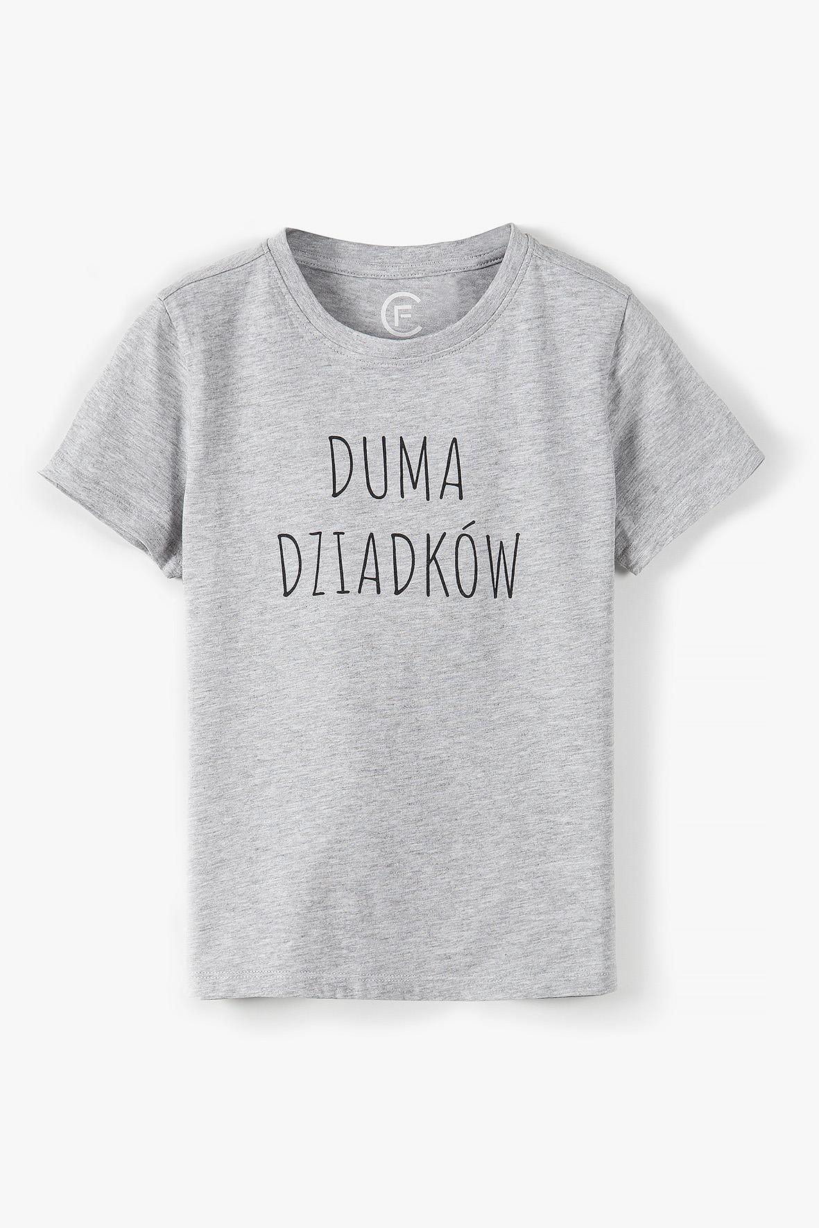 Koszulka sportowa Duma Dziadków 1I4087