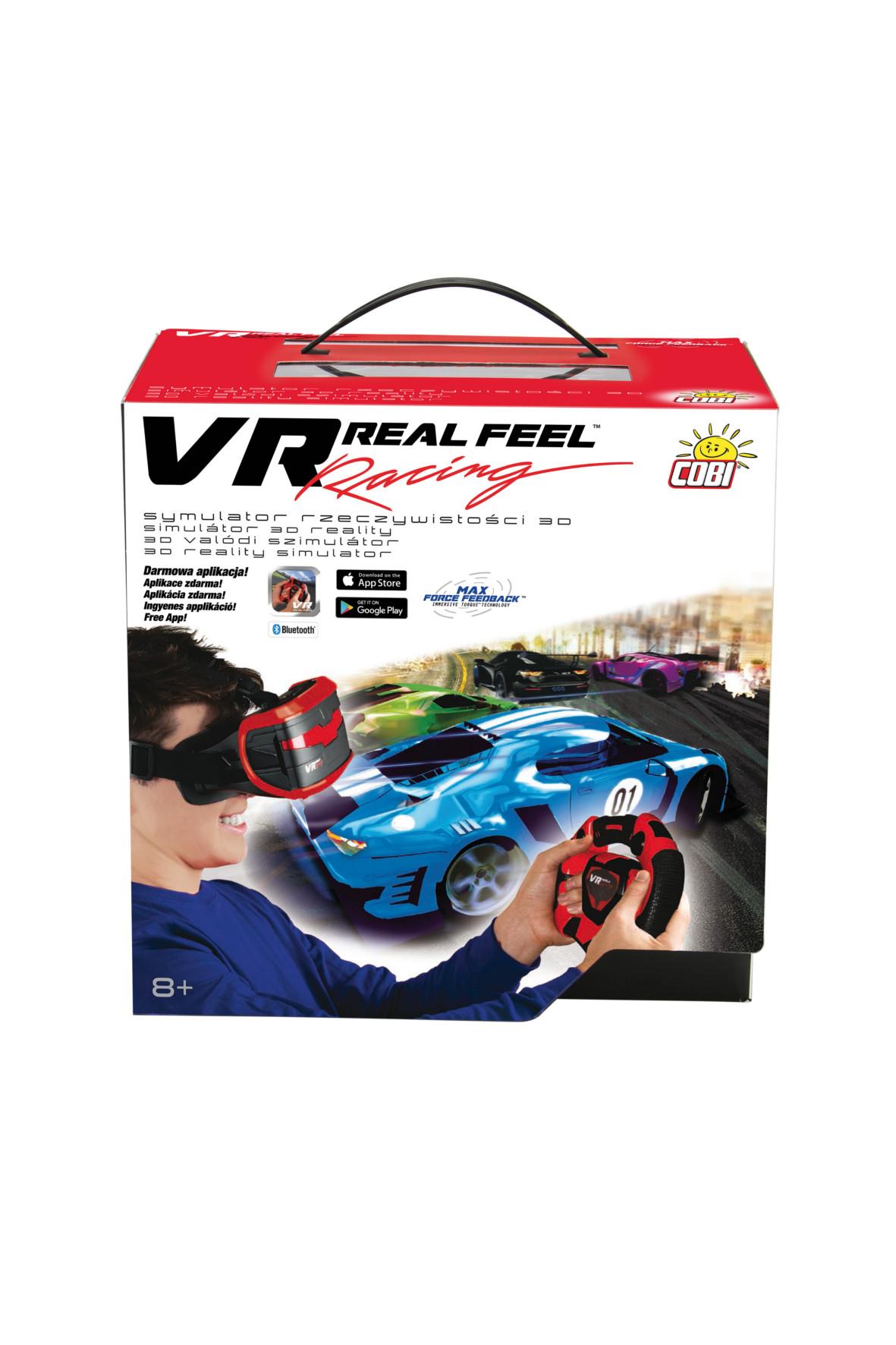 026753494002 UPC - Vr Real Feel Virtual Reality Car Racing Gaming