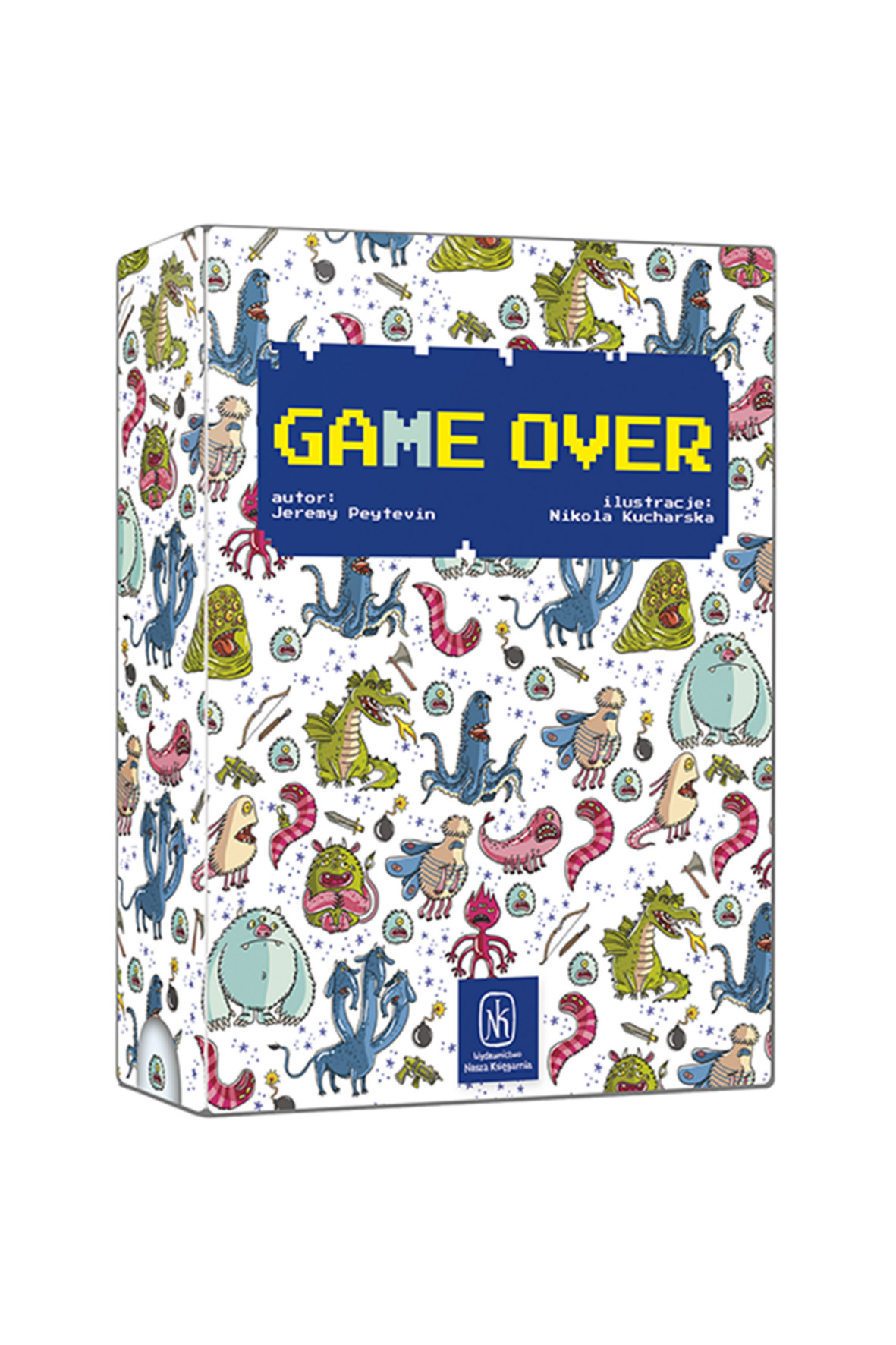 """Gra """"Game Over"""" 1Y36MH"""