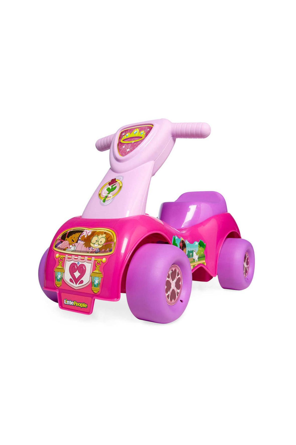 Mój pierwszy jeździk Różowy 5O34IU