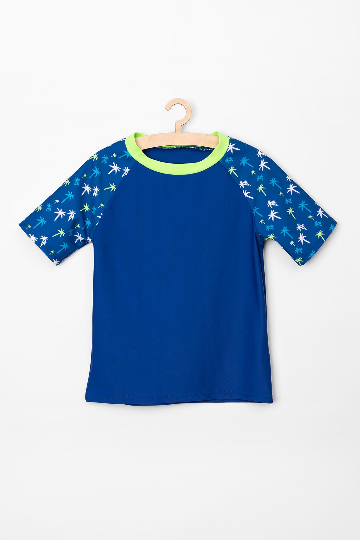 T-shirt kąpielowy dla chłopca 1X3835