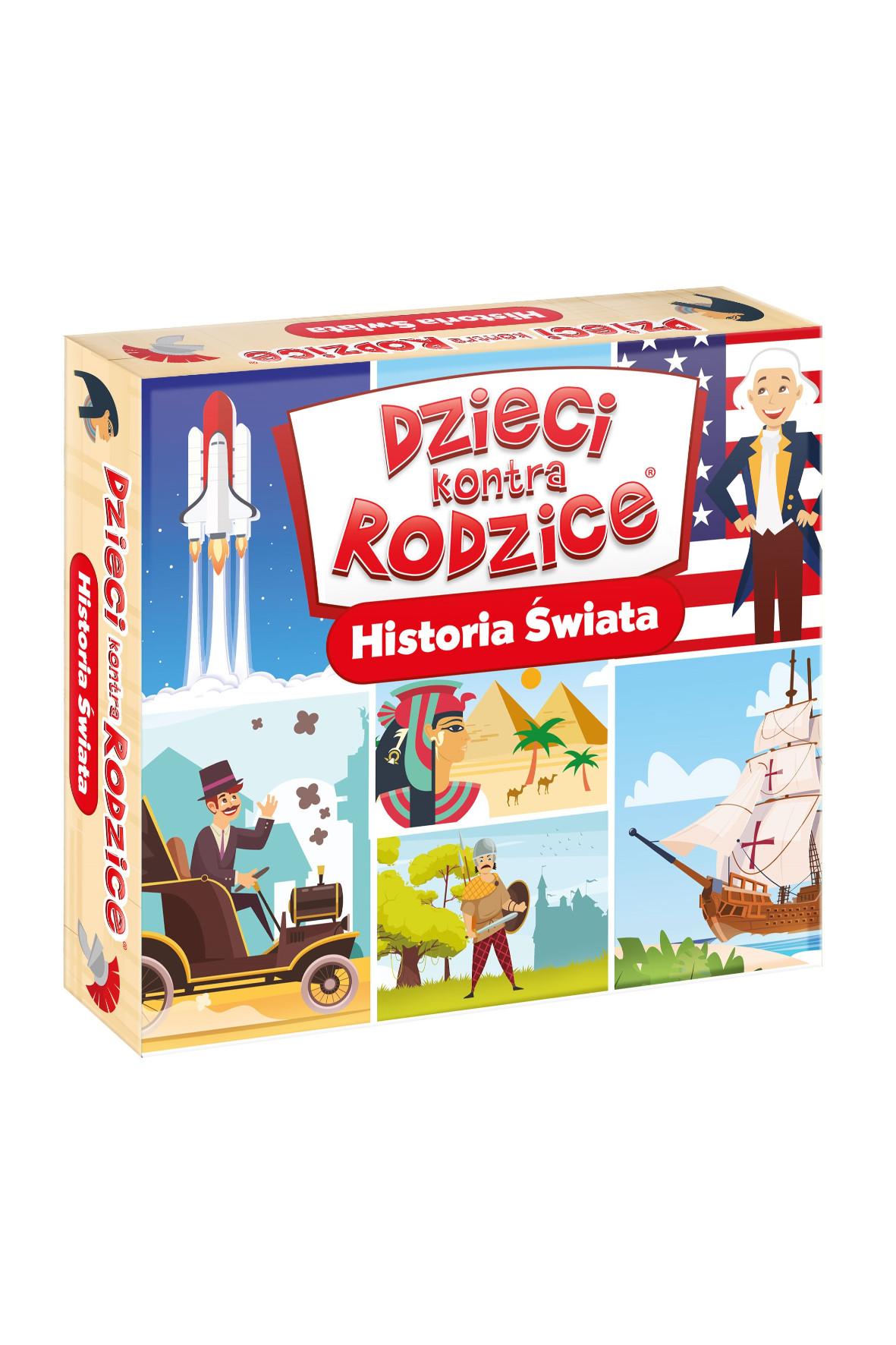 Gra Historia Świata - 3Y40J6
