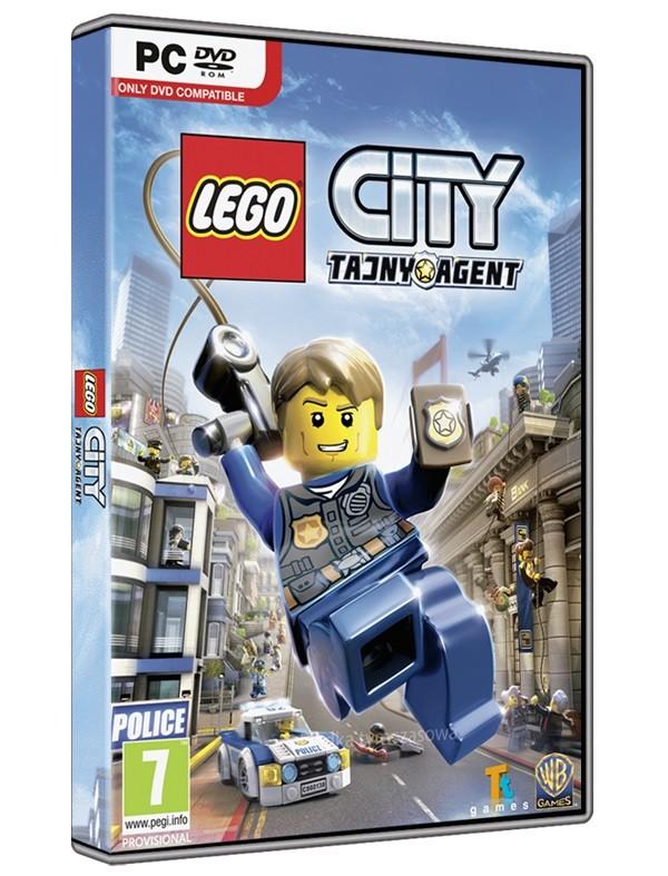 Gra PC City Tajny Agent