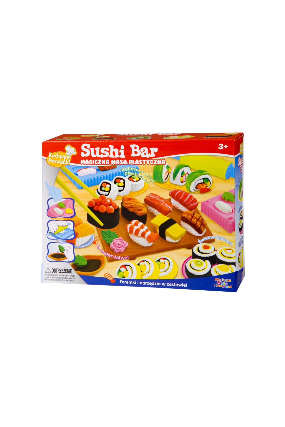 Warsztat Sushi Mastera 3Y33C4