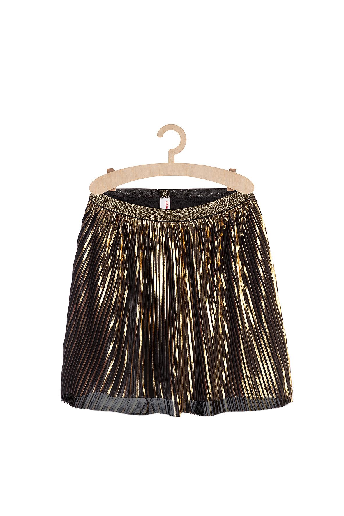 Plisowana spódniczka dziewczęca 4Q3706