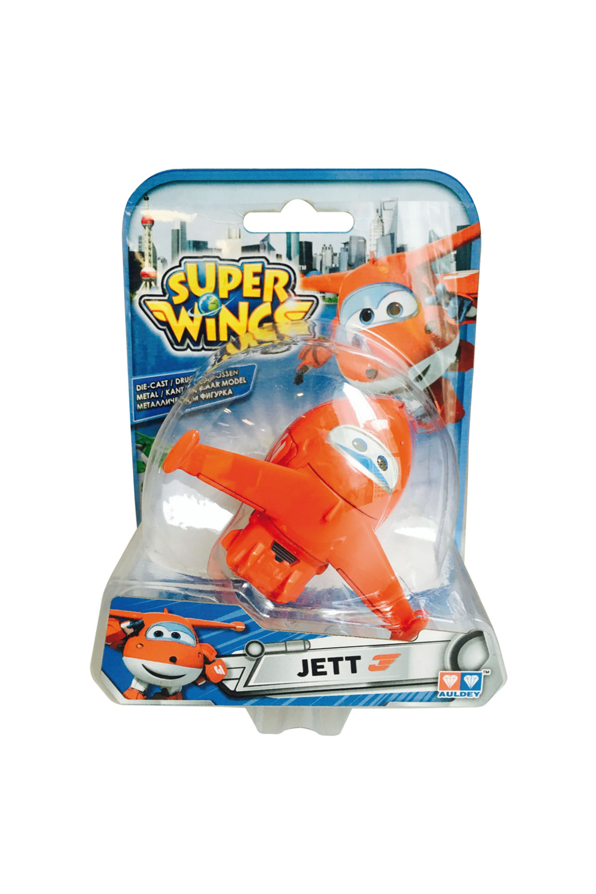 Super Wings samolot Jett 1Y34EB
