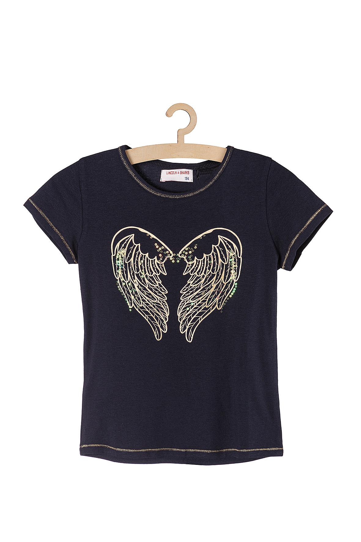 Koszulka dziewczęca 4I3719