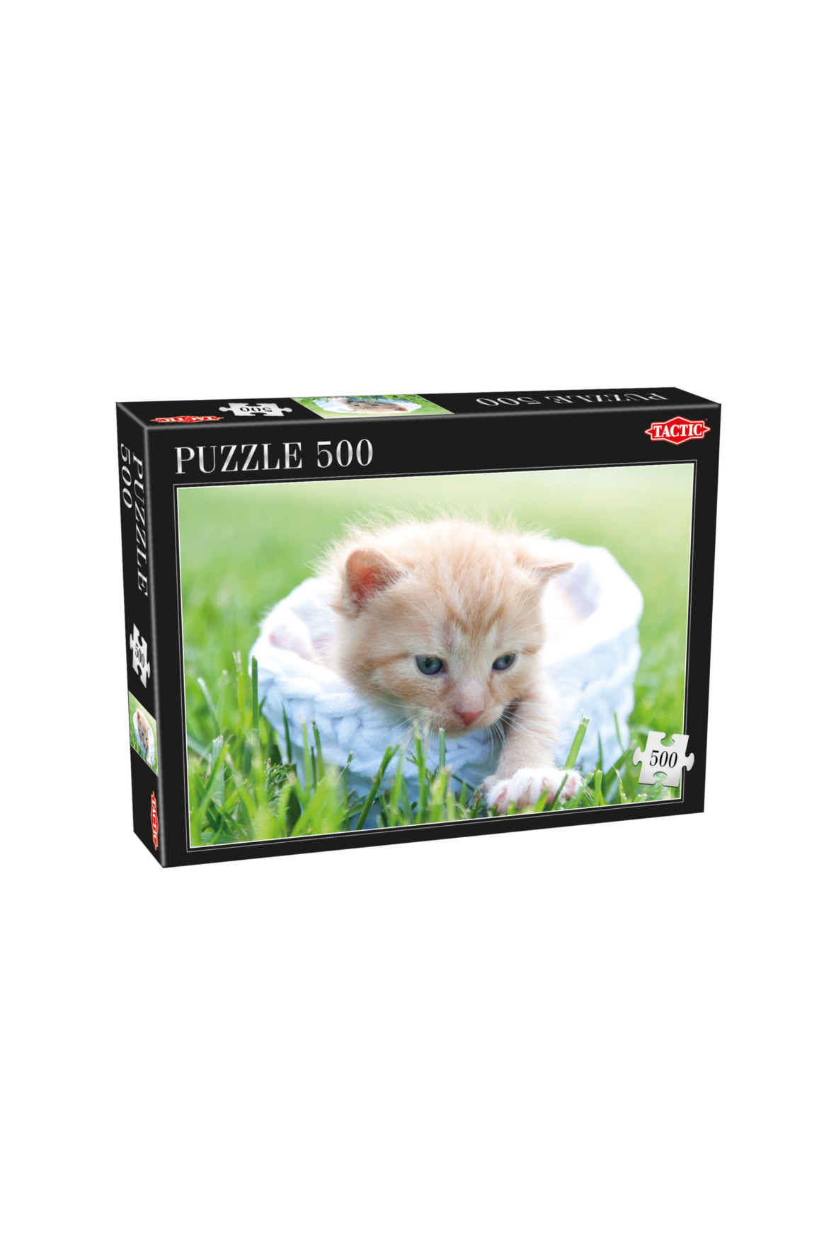 Puzzle Cat 500 el. 4Y33BE