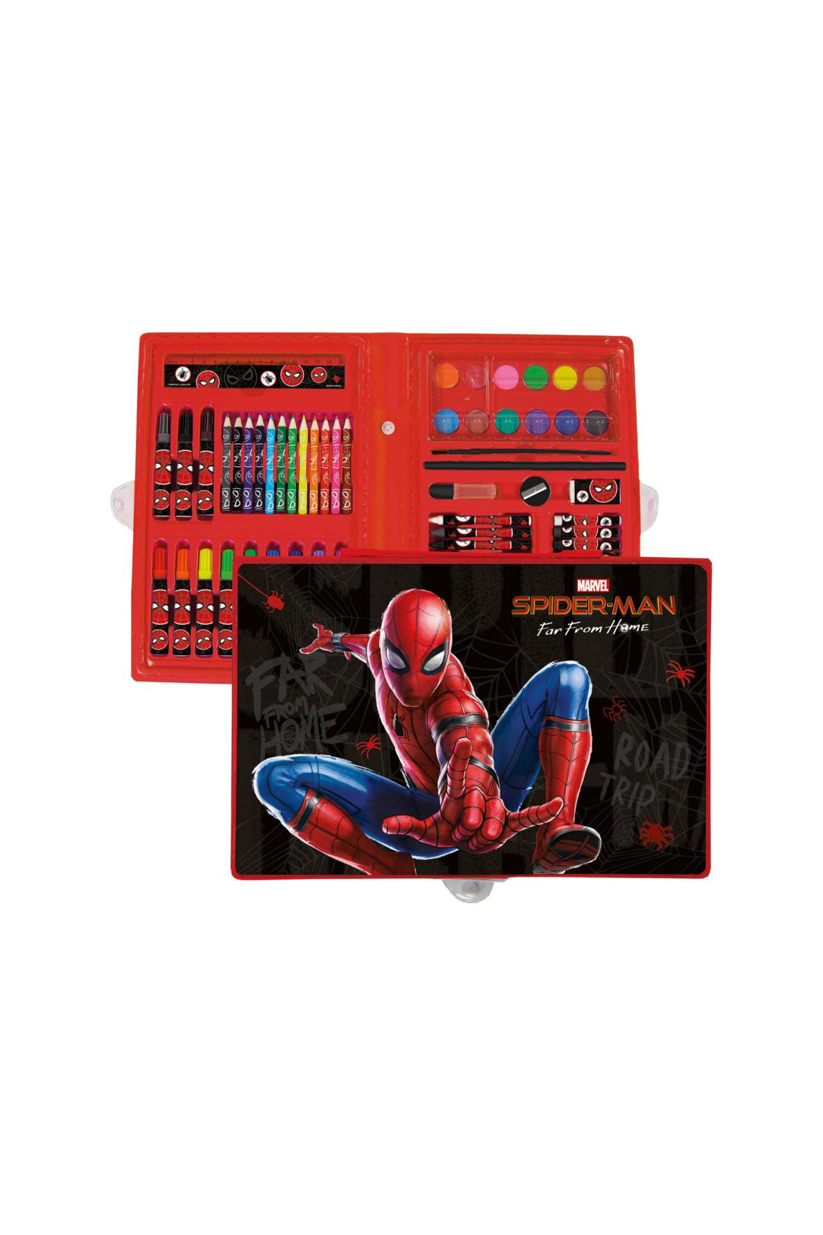 Zestaw artystyczny Spiderman 1Y36J5