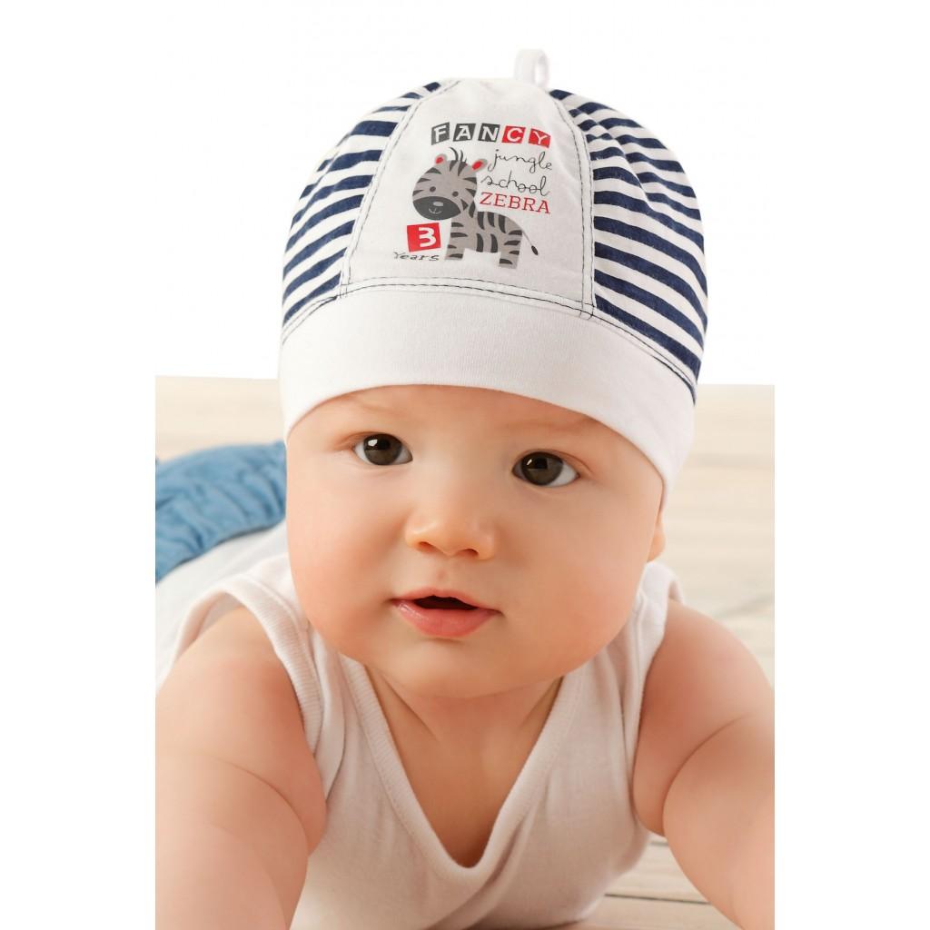 Czapka niemowlęca 5X32BR