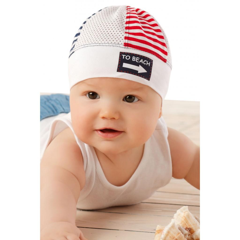 Czapka niemowlęca 5X32BP