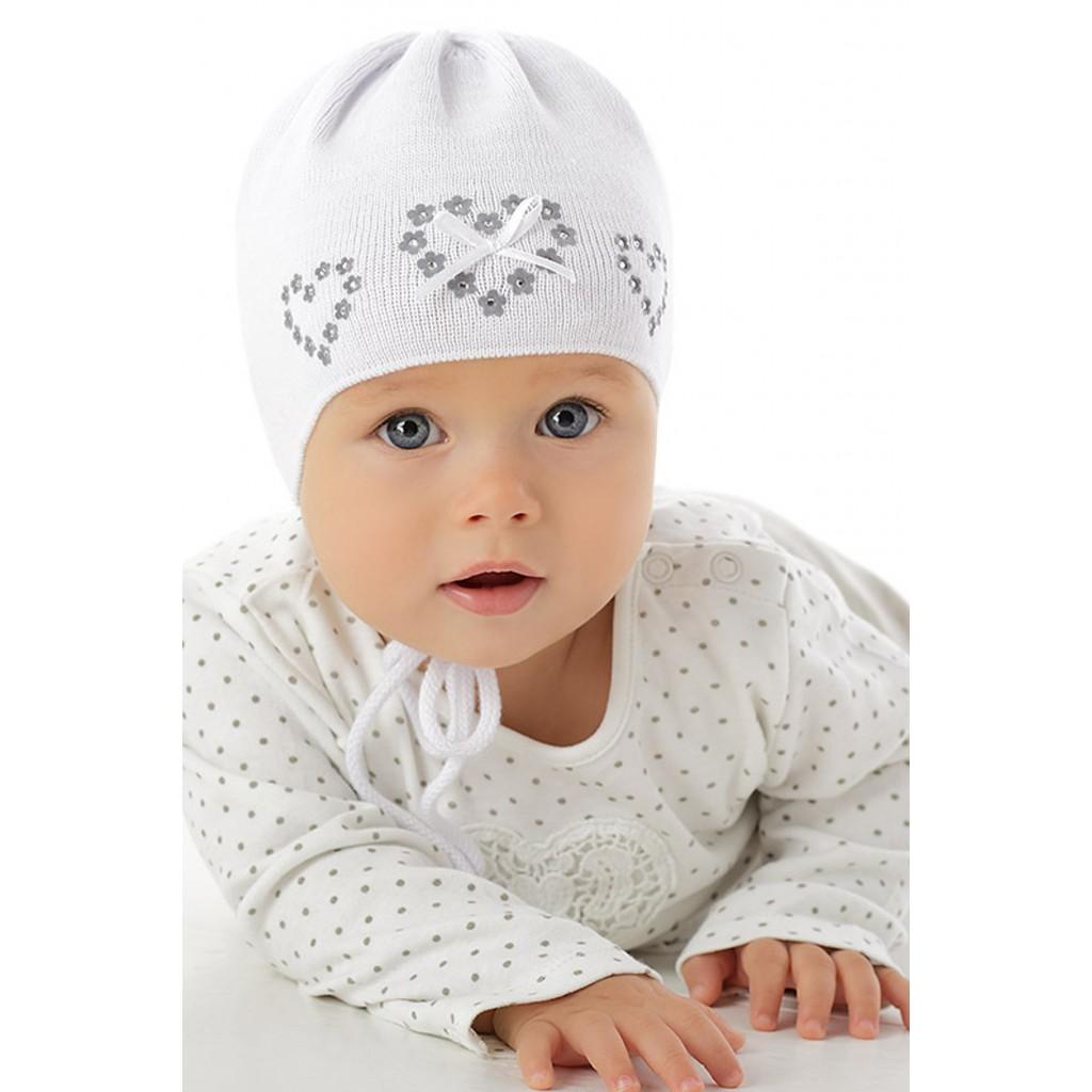 Czapka niemowlęca 5X32B0