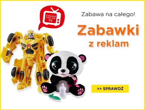 zabawki z reklam